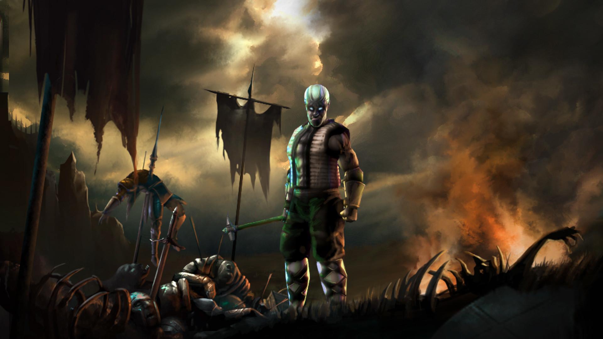 Res: 1920x1080, wallpaper #8 Wallpaper from Elemental: Fallen Enchantress - Legendary Heroes