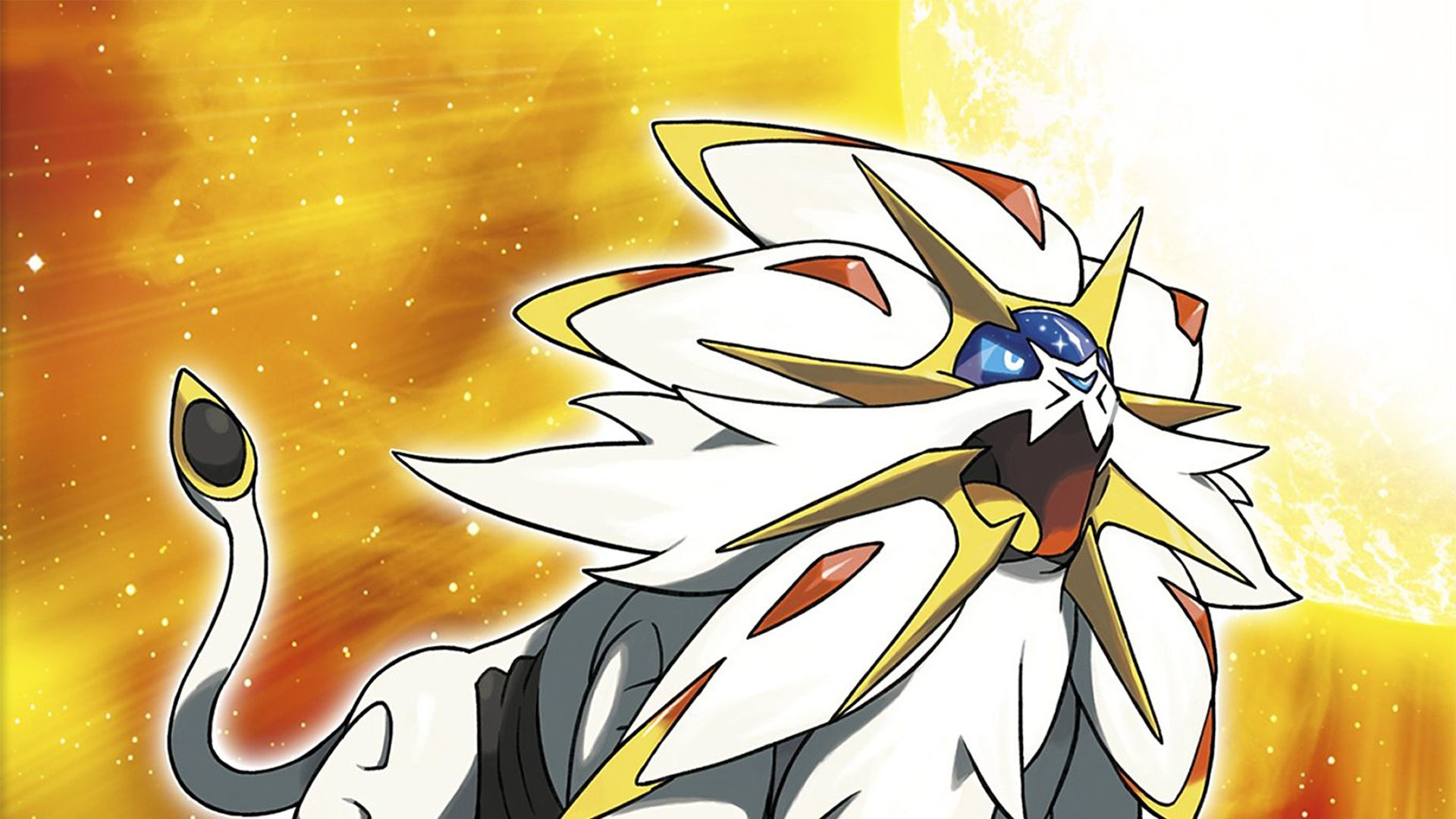 Res: 1920x1080, Sun/Moon Legendary Wallpapers (Official Art based) <> Need #iPhone