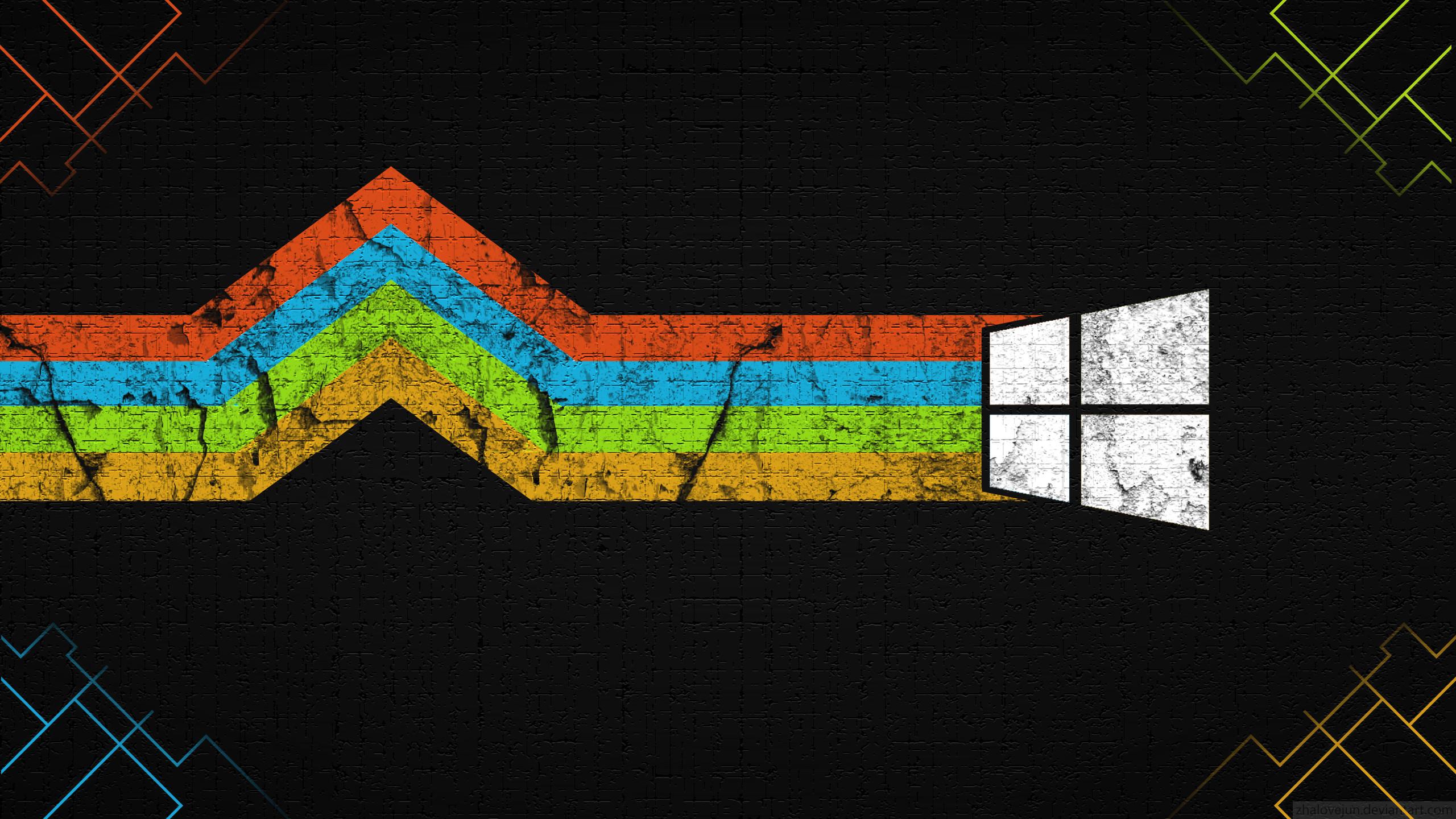 Res: 2560x1440, Adorable Windows 10  Wallpaper, 6876051