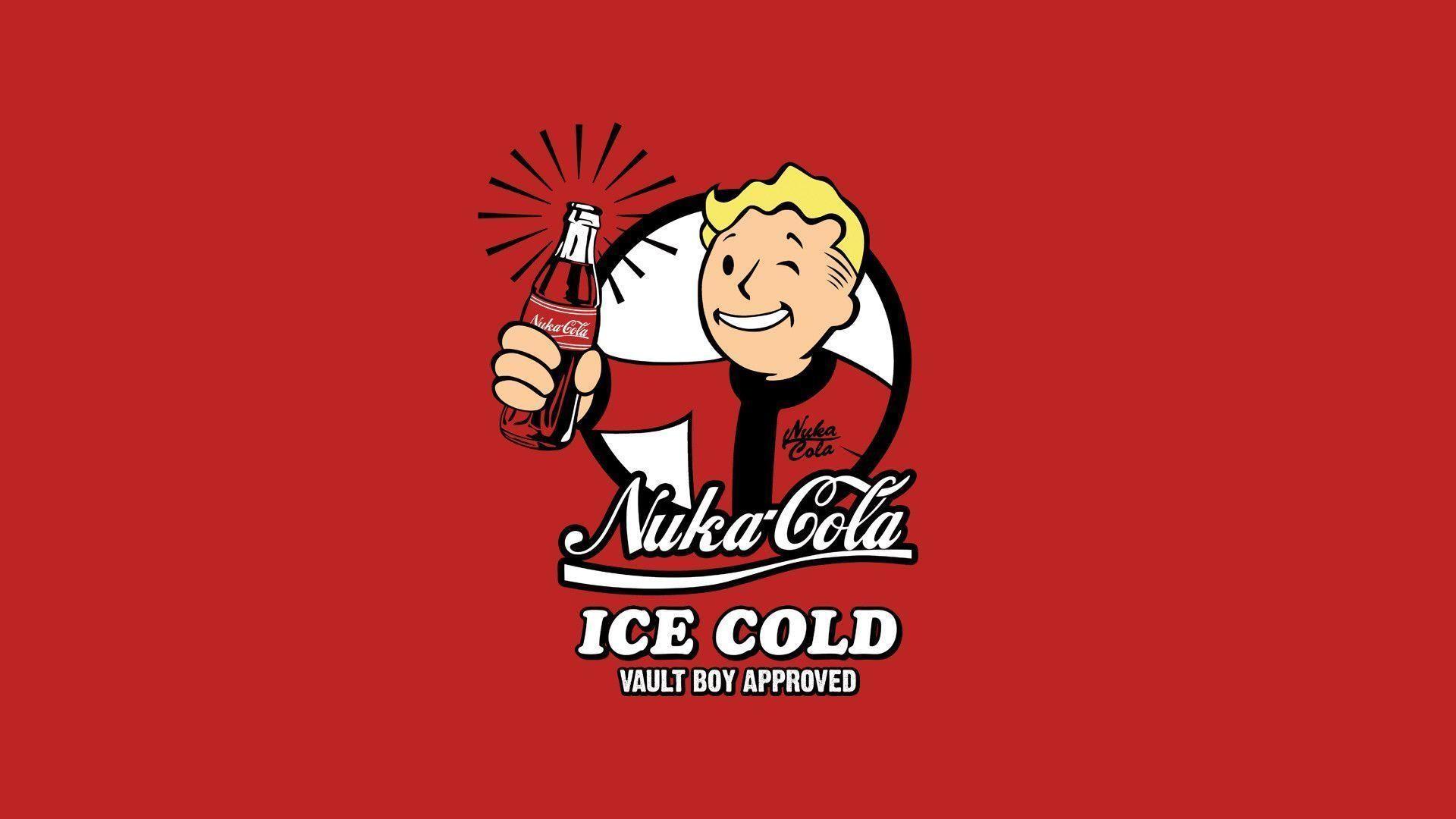 Res: 1920x1080, Nuka Cola HD Wallpaper