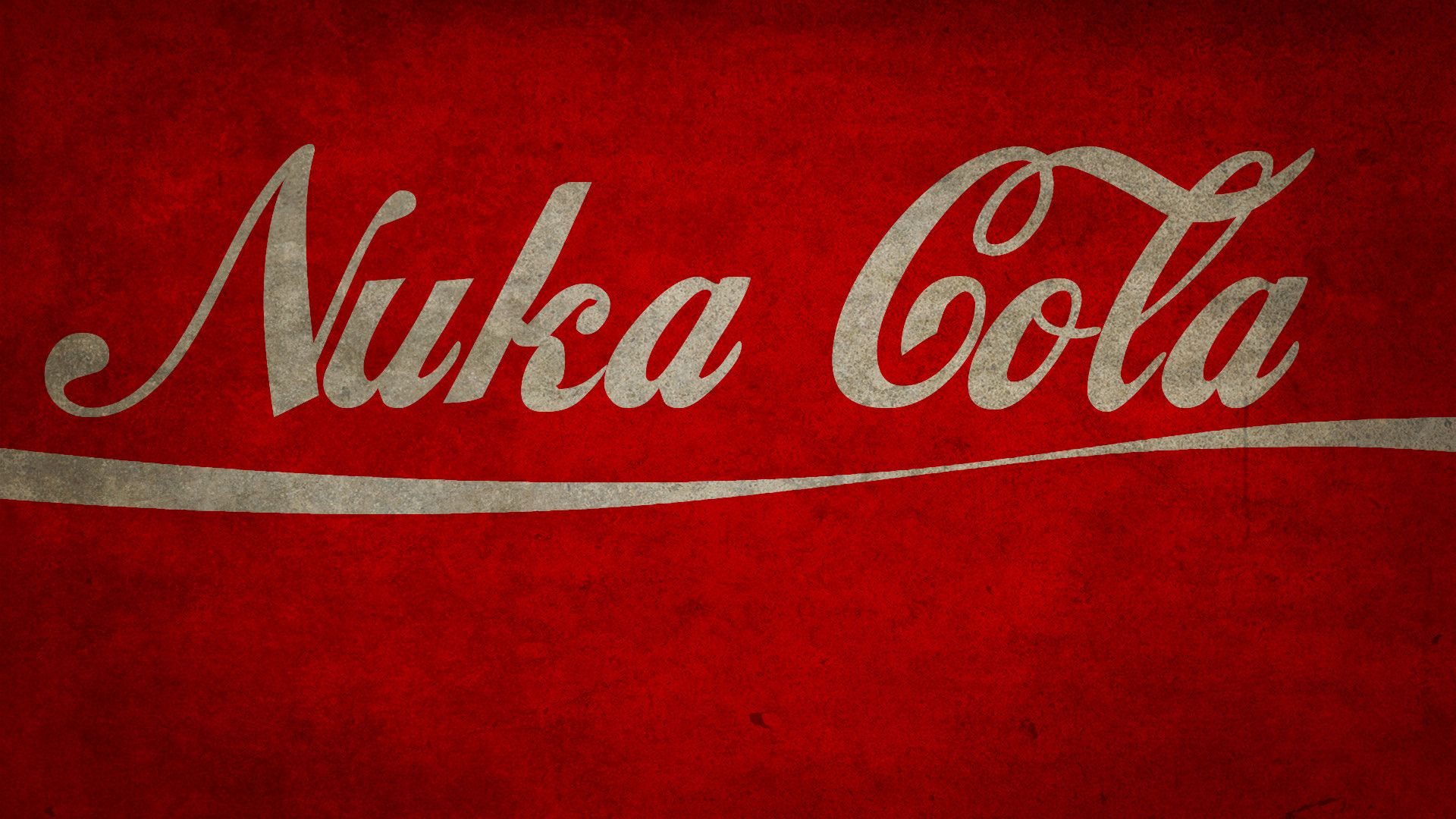 Res: 1920x1080, ... Nuka Cola Poster - Post War by Griffo619