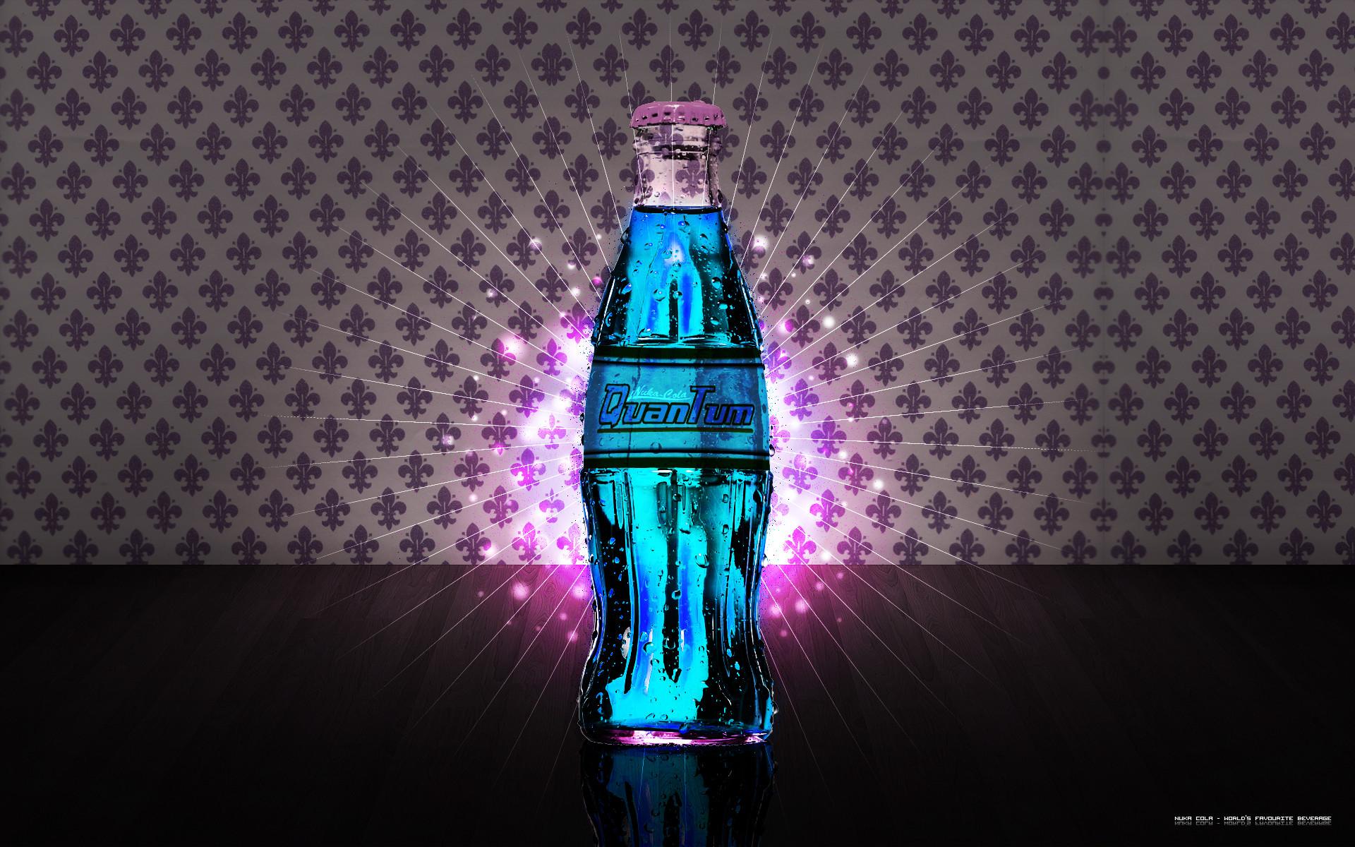 Res: 1920x1200, nuka cola quantum oc HD Wallpaper Companies Brands 435503