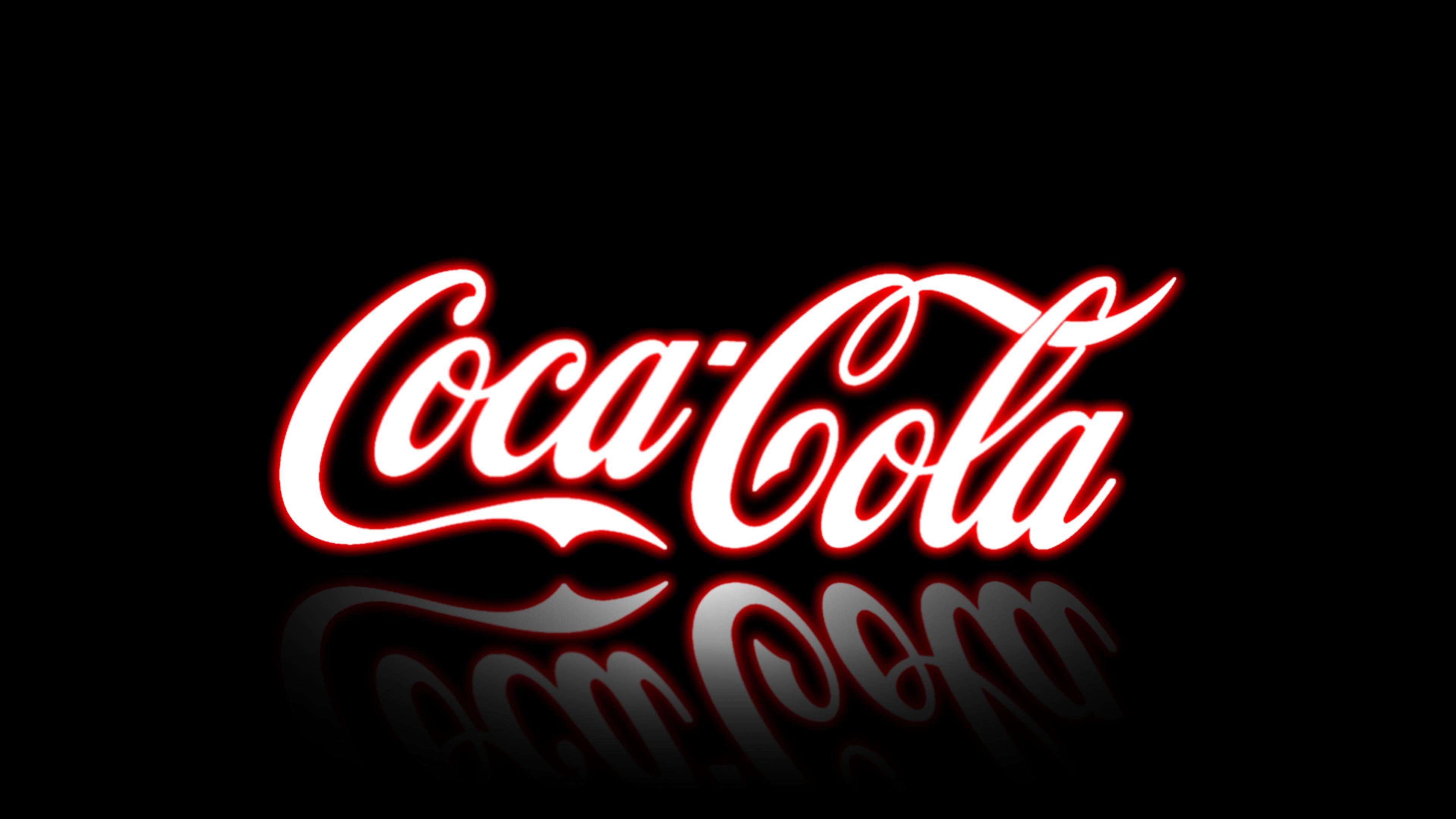 Res: 3840x2160, Coca Cola Wallpaper
