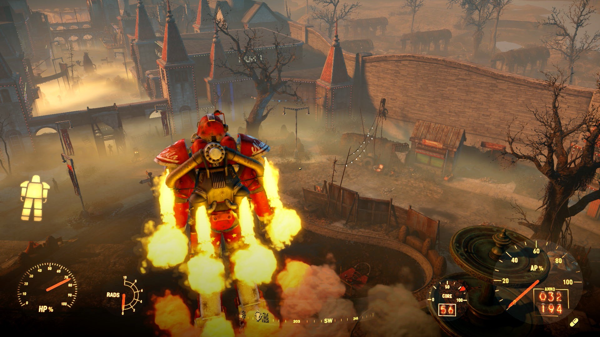 Res: 1920x1080, Fallout 4: Nuka-World Videoguide: Nuka Cola Power Armor finden & Tür öffnen