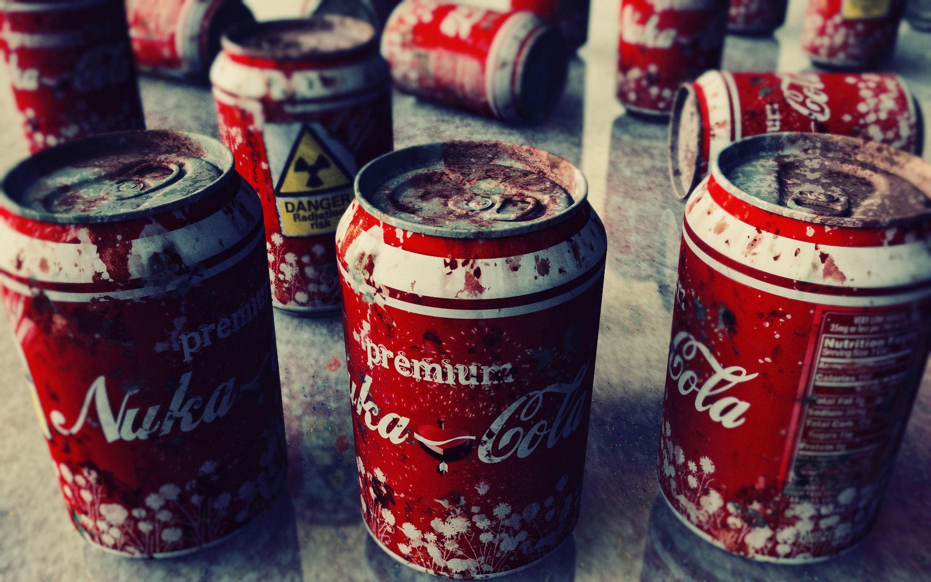 Res: 1920x1200, Nuka-Cola by mercio Nuka-Cola by mercio