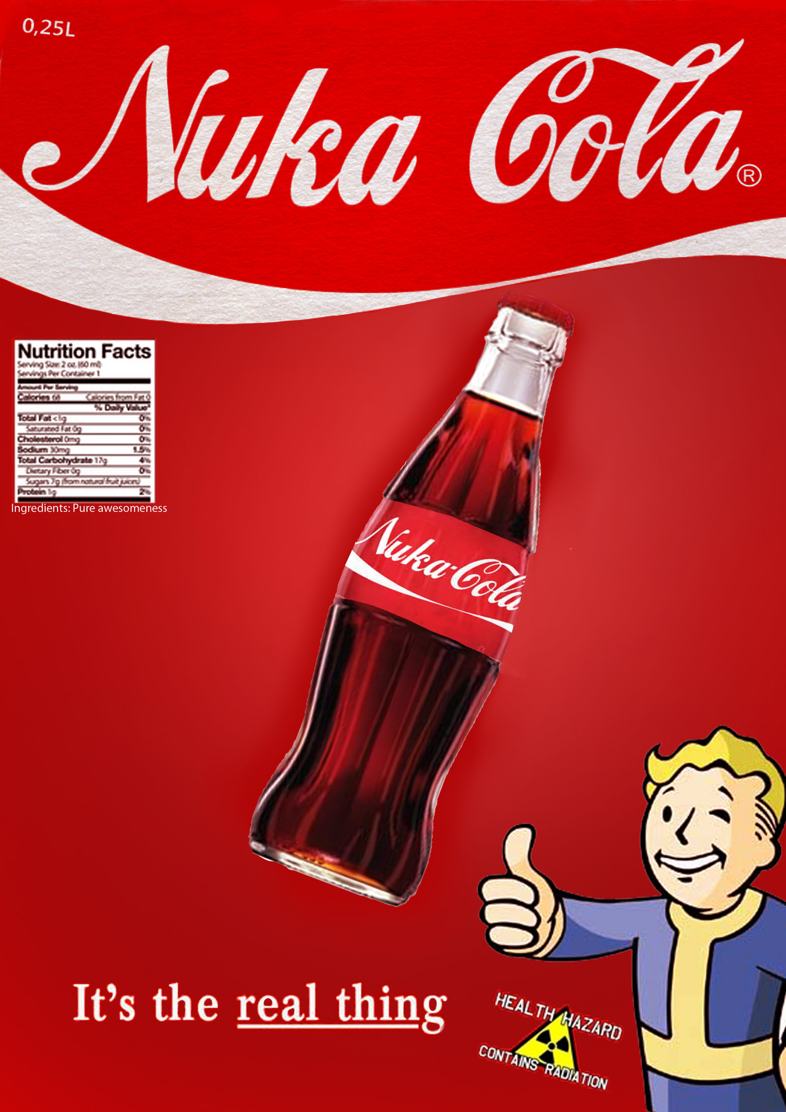 Res: 1600x2263, Nuka Cola Poster by PearField Nuka Cola Poster by PearField