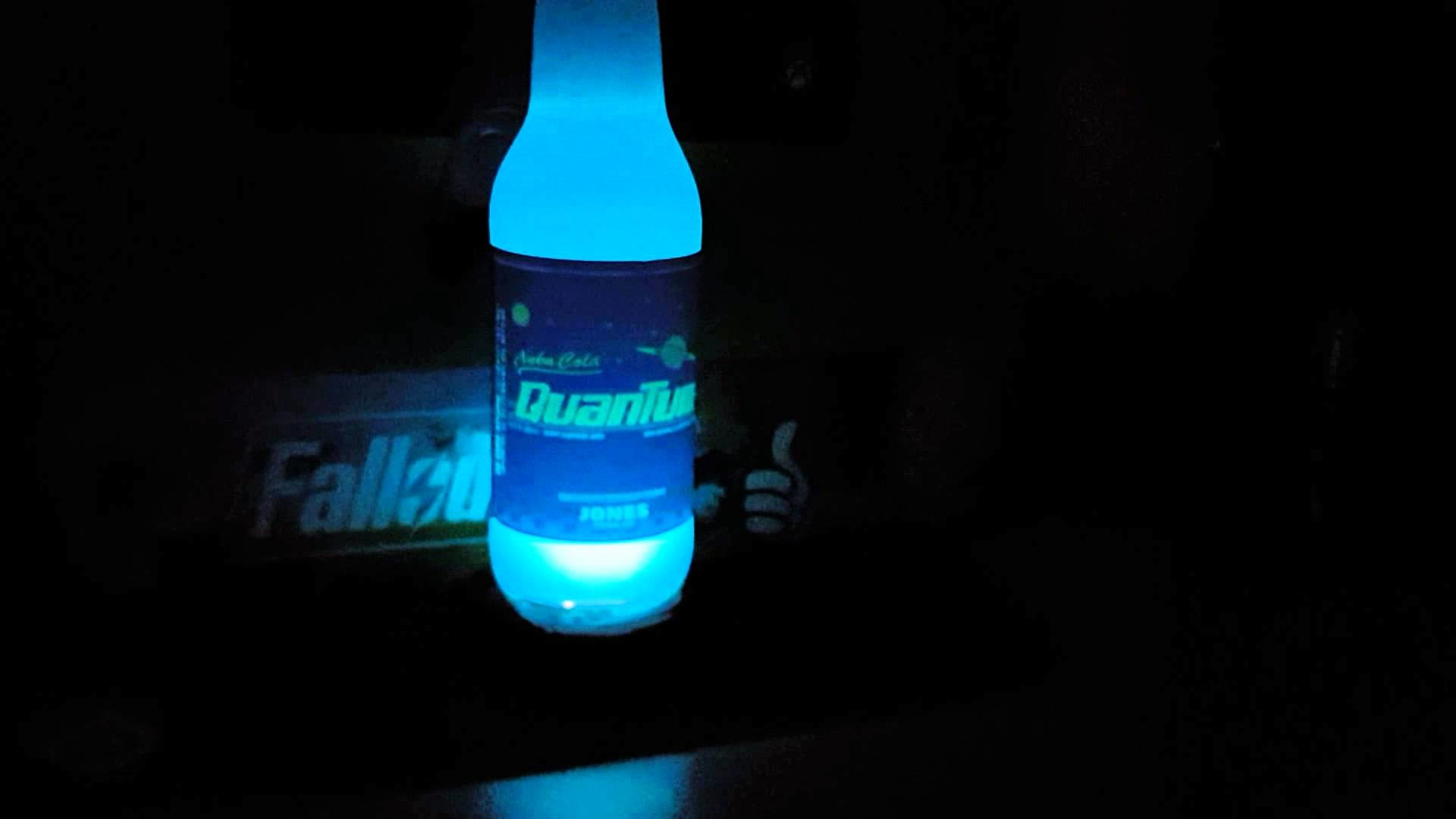 Res: 1920x1080, (NUKA COLA QUANTUM) Target Fallout 4 after dark glow COOL
