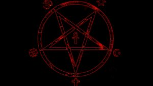 Inverted Pentagram wallpapers