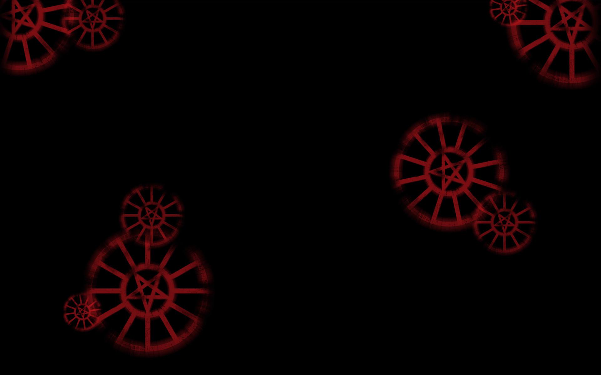 Res: 1920x1200, Pentagrams