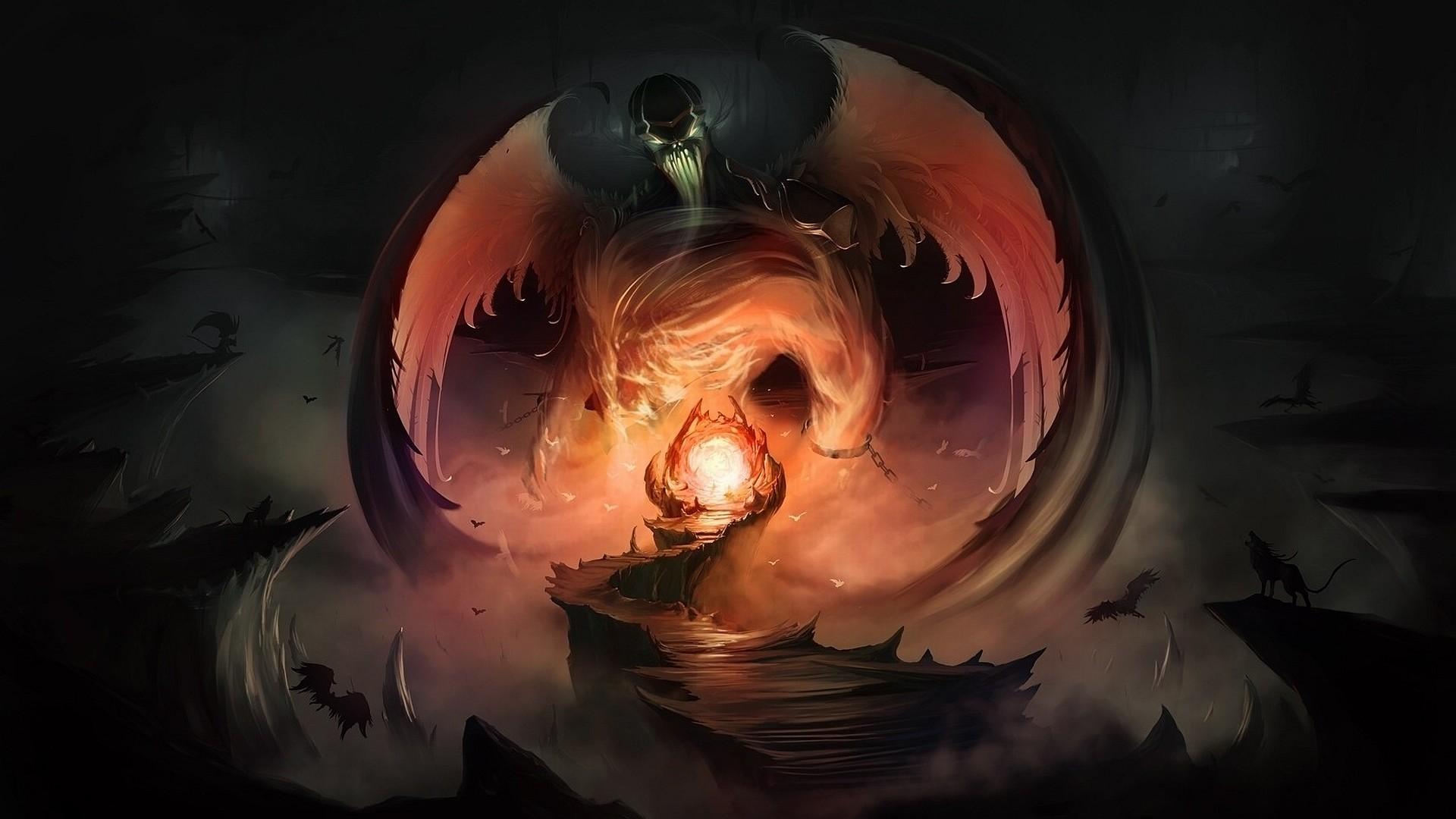 Res: 1920x1080, Church Of Satan Wallpaper Demon hell satan wallpaper