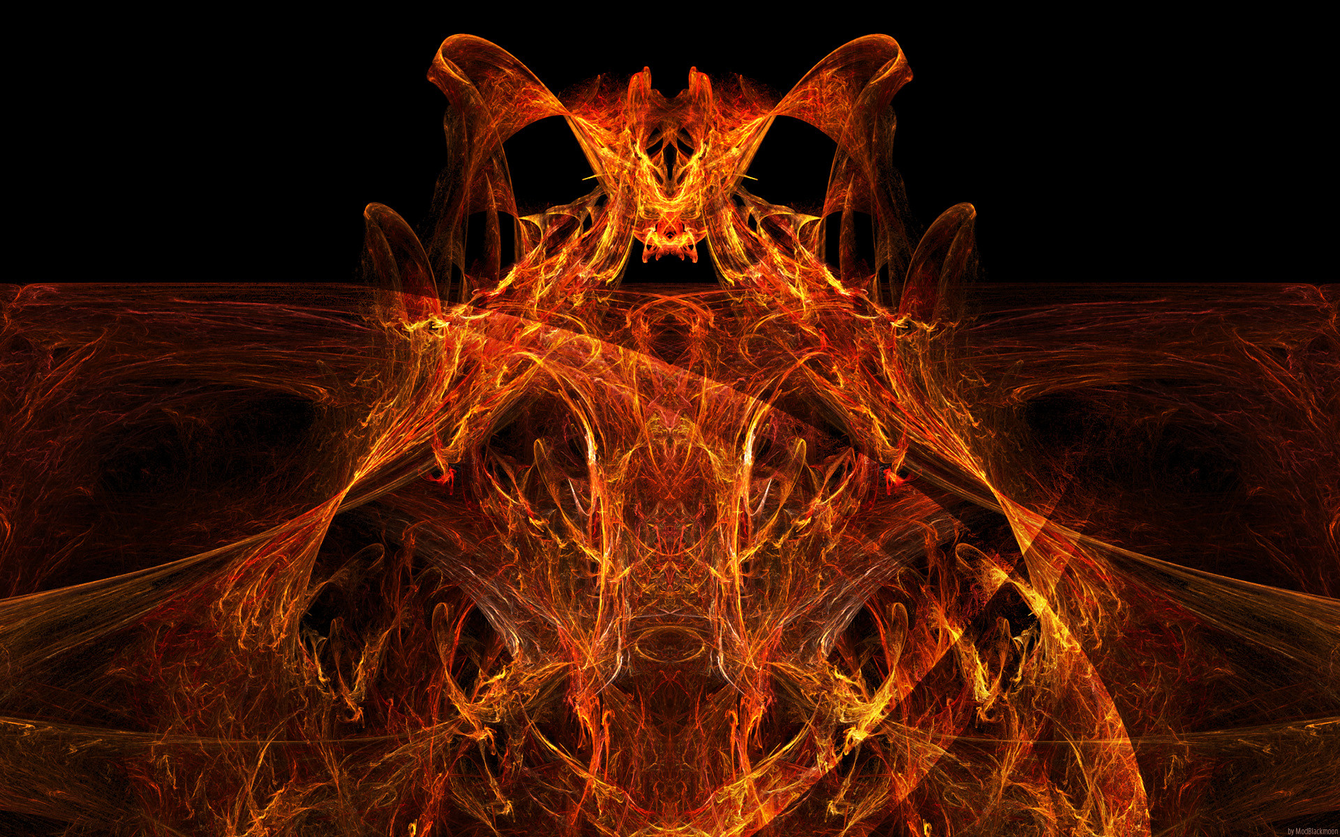 """Res: 1920x1200, demon lord wallpaper. """""""