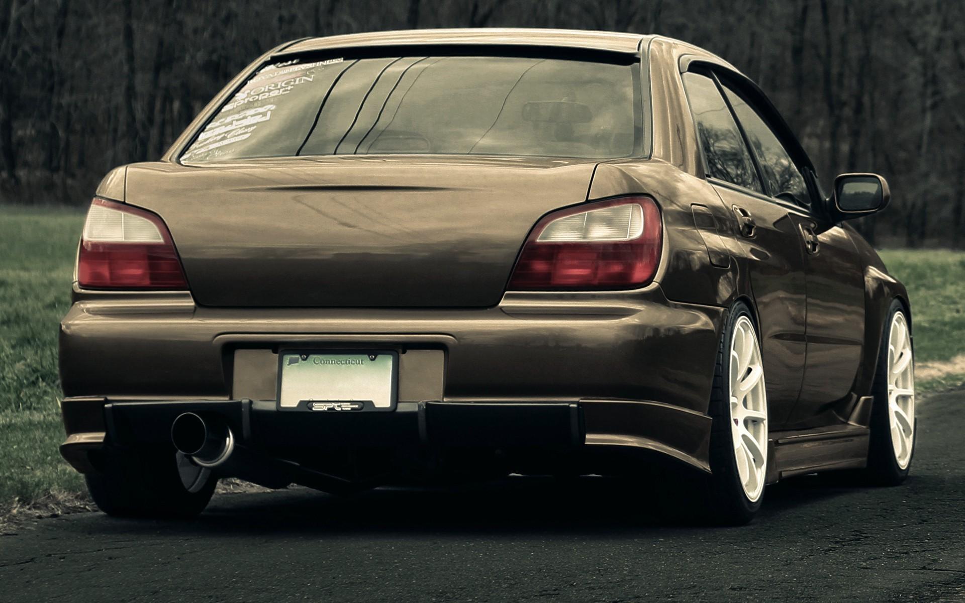 Res: 1920x1200, Japanese domestic market subaru wrx cars stance wallpaper