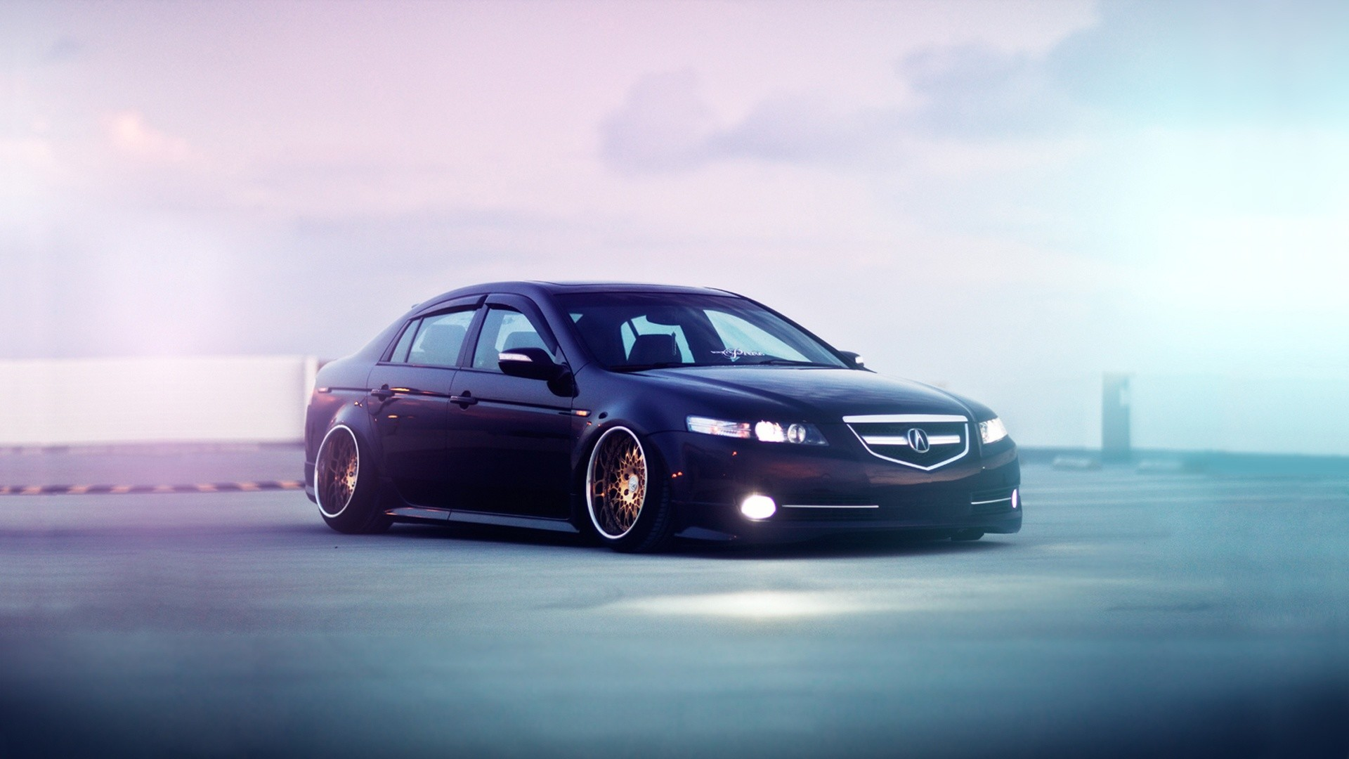 Res: 1920x1080, Acura TL Stance