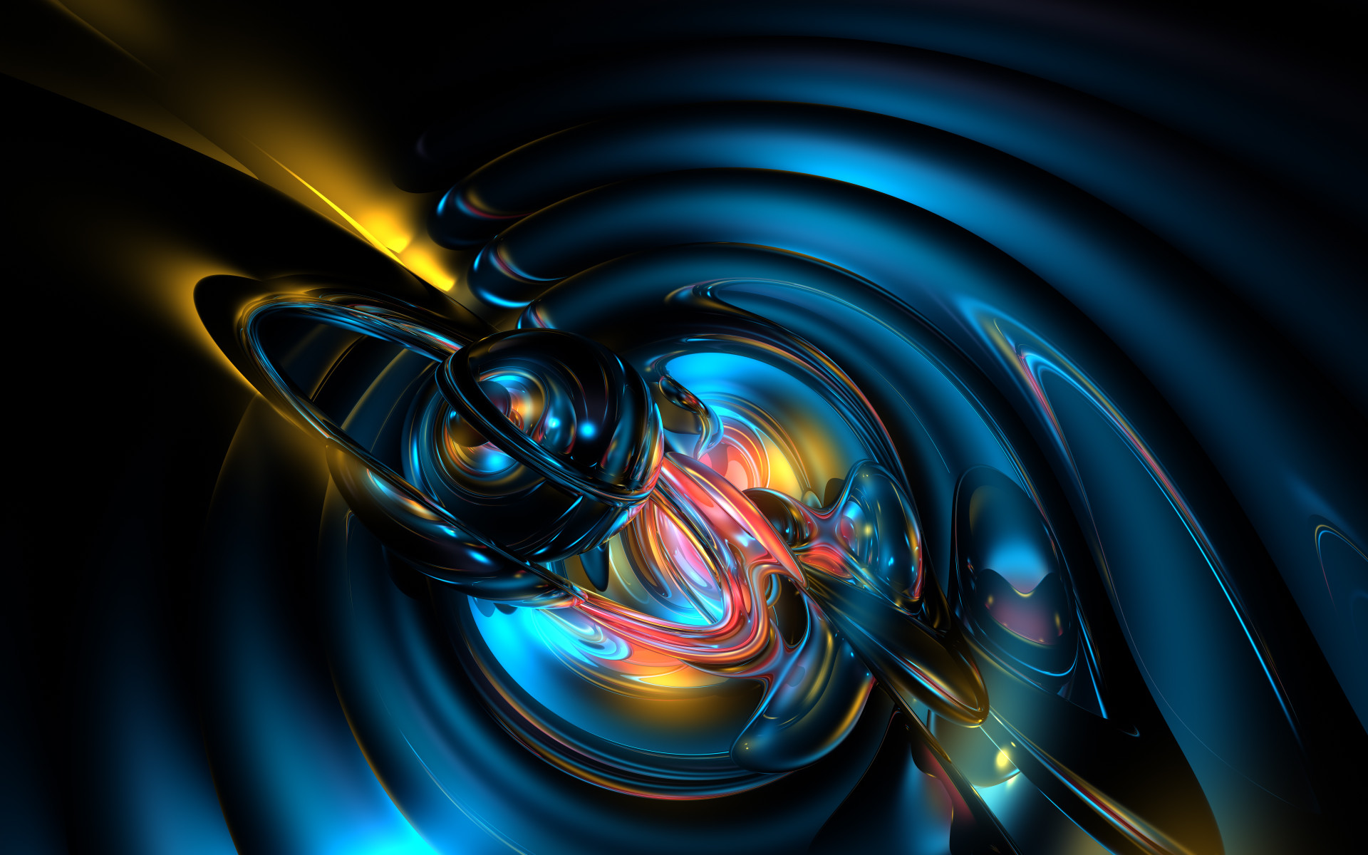 Res: 1920x1200, Abstract - Cool Colors Shapes Pattern Texture CGI Artistic Abstract  Wallpaper