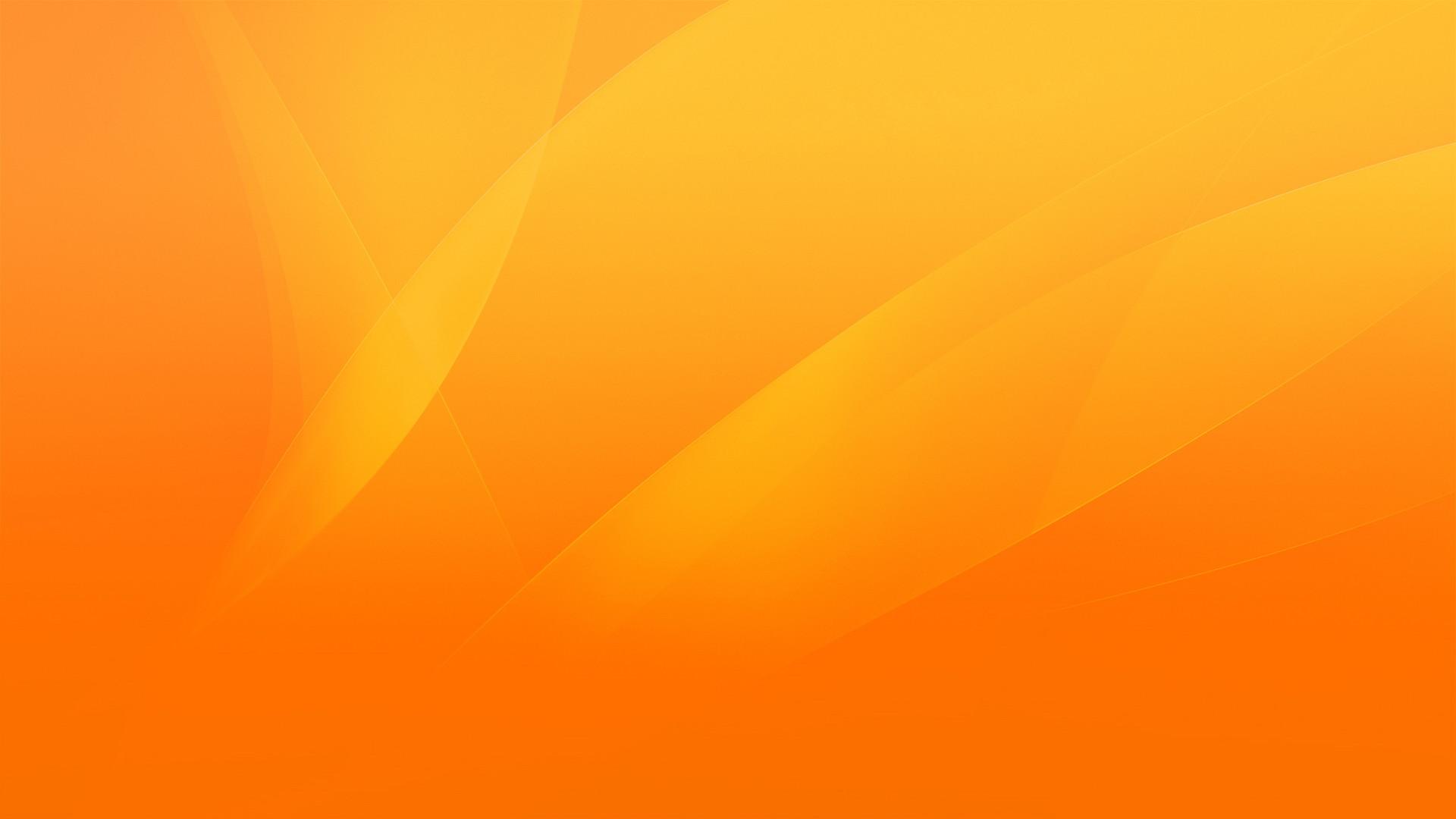 Res: 1920x1080, Orange Wallpaper