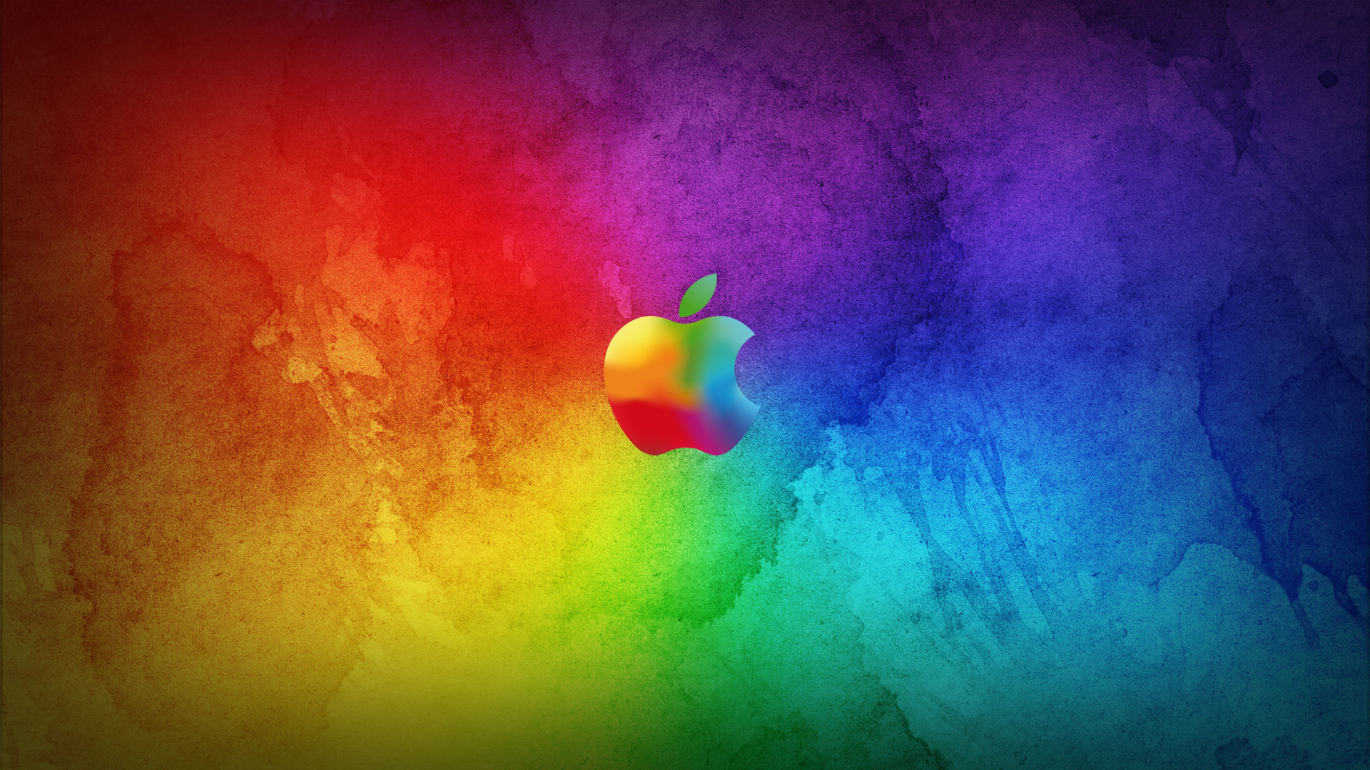 Res: 1920x1080, colorful apple wallpaper