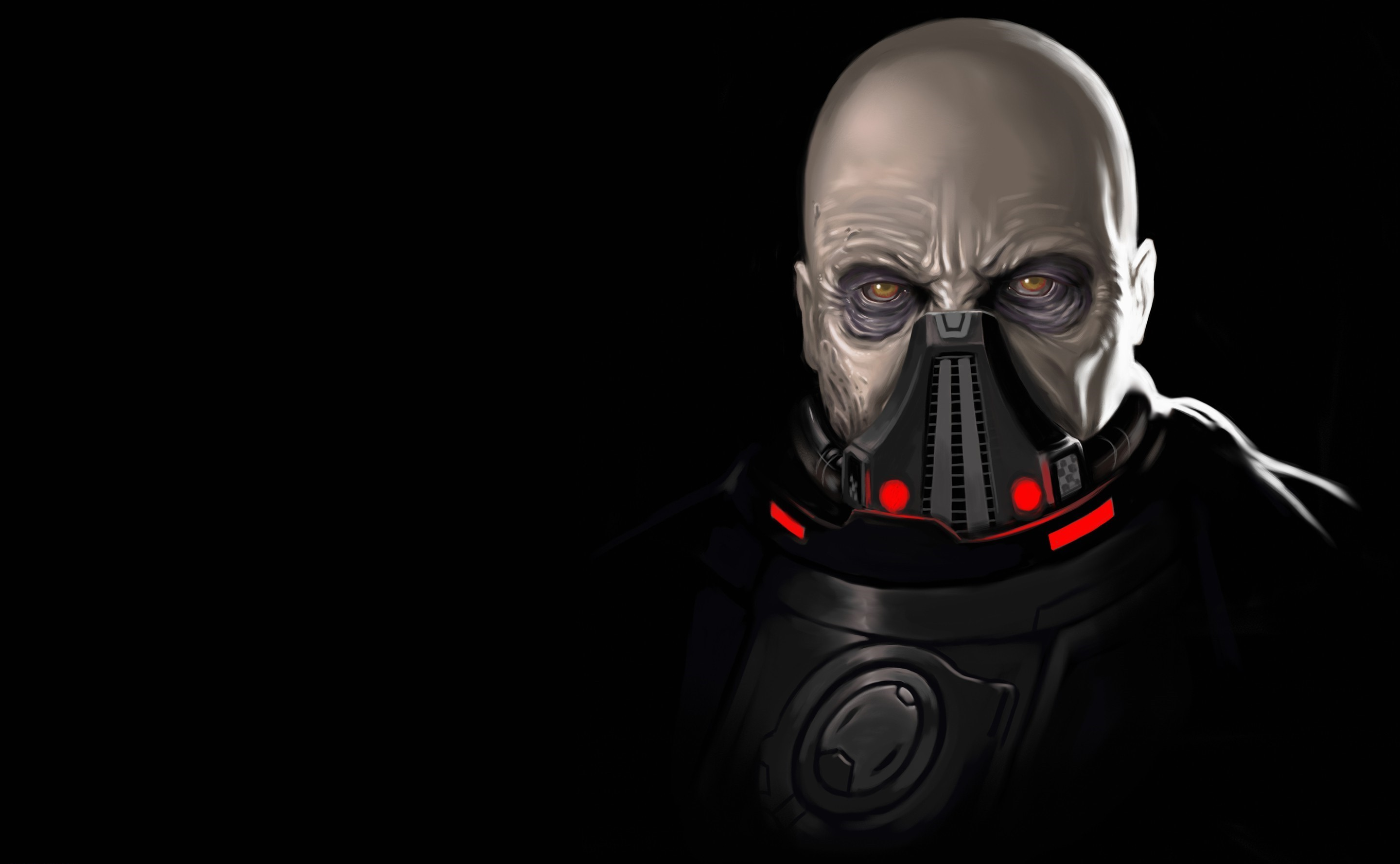 Res: 2880x1778, Star Wars, Artwork, Darth Malgus, SWTOR Wallpapers HD / Desktop and Mobile  Backgrounds