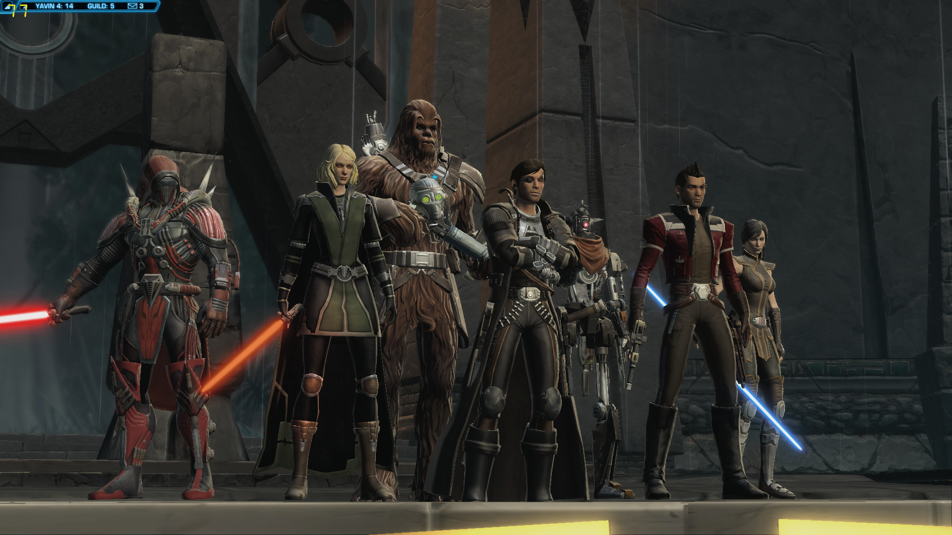 Res: 1920x1080, ... Swtor: Captain Vergil and the Coalition by DanteDT34