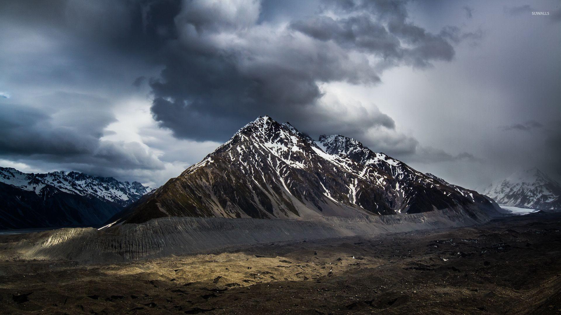 Res: 1920x1080, Mountain in New Zealand wallpaper  jpg