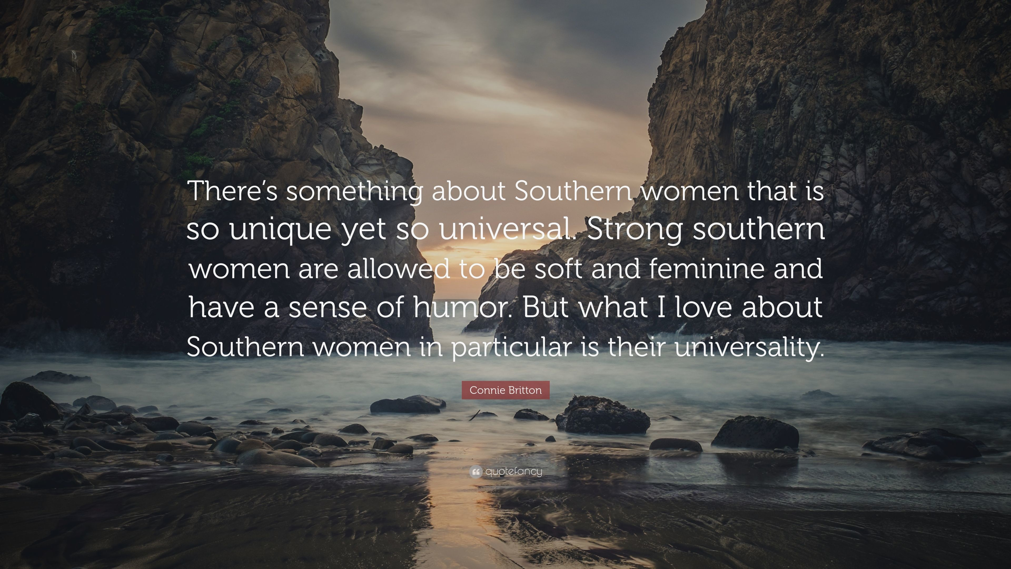 """Res: 3840x2160, Connie Britton Quote: """"There's something about Southern women that is so  unique yet so"""