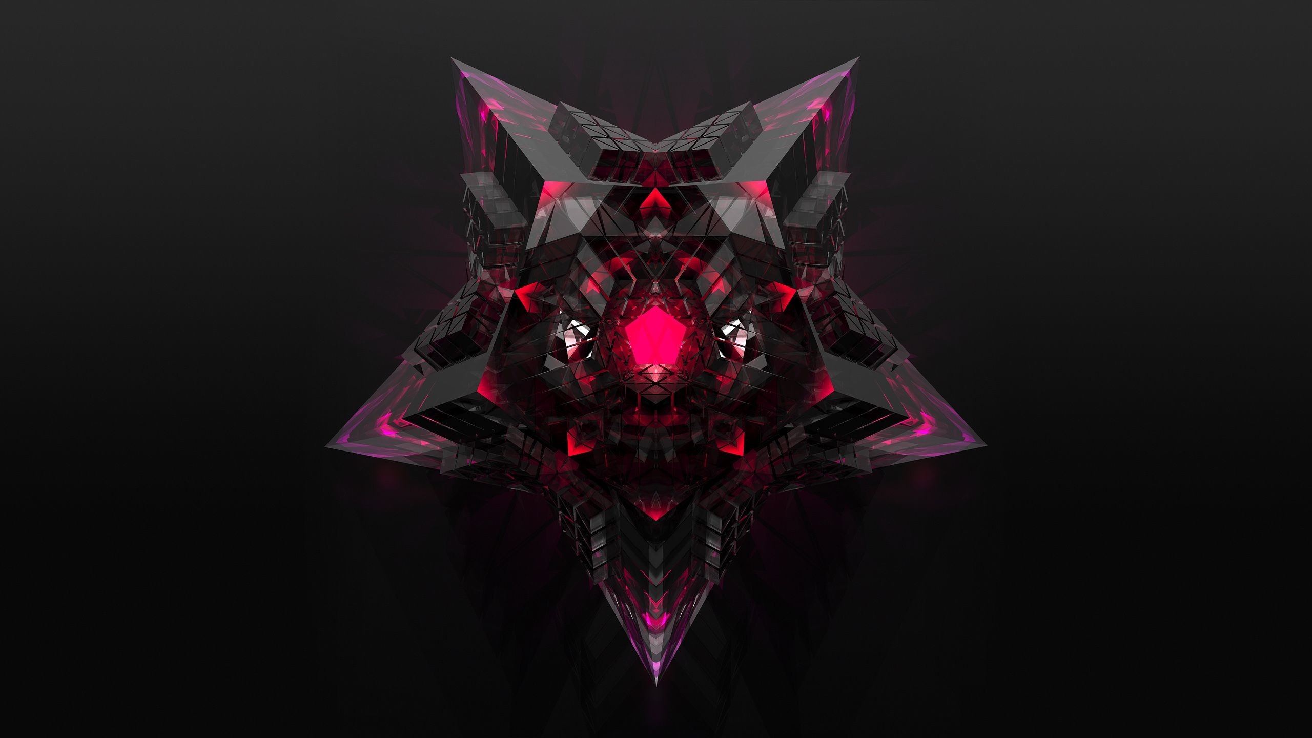Res: 2560x1440, facets | SINISTER KID () ( facets.la )