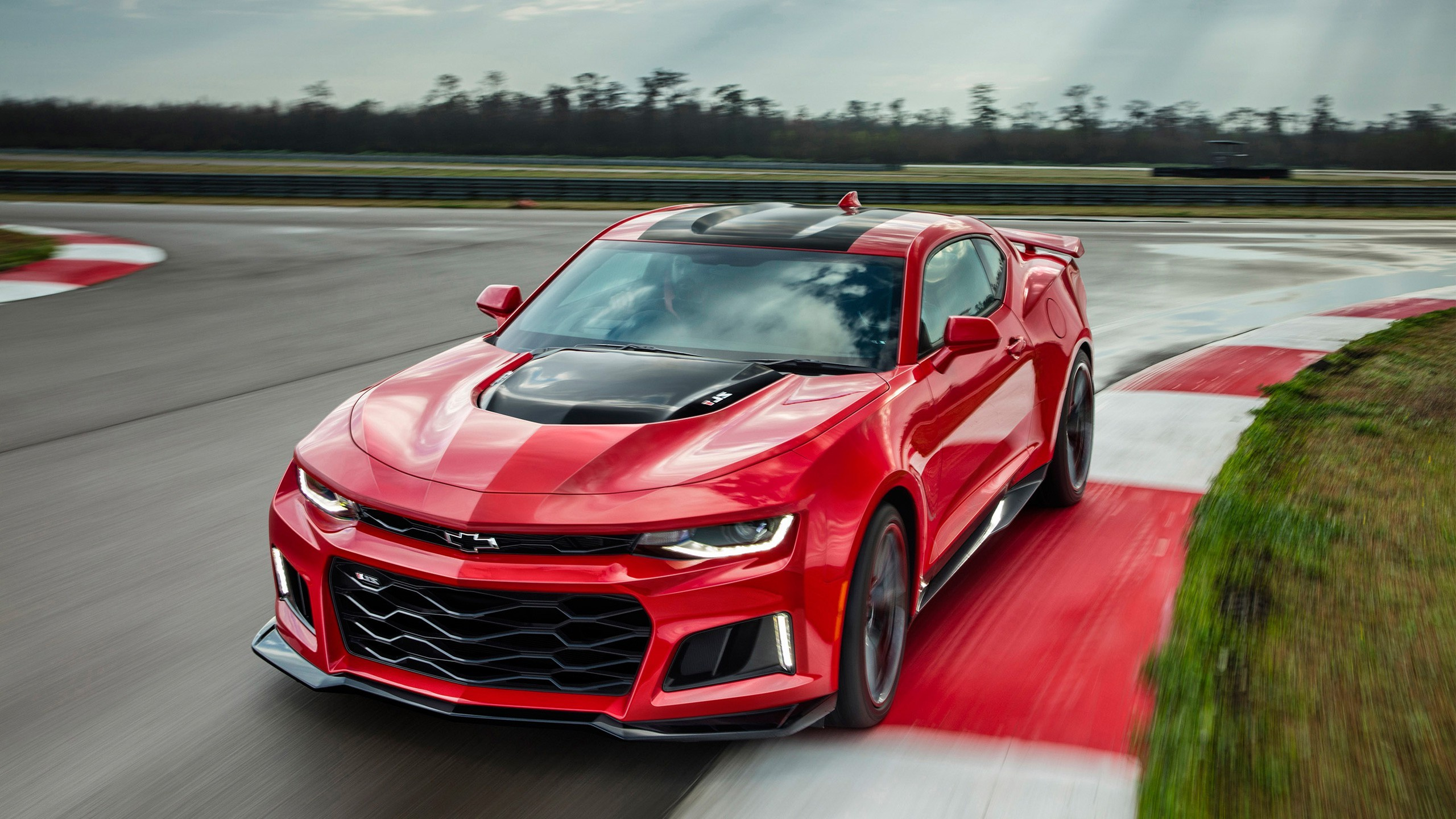 Res: 2560x1440, Chevrolet Camaro ZL1 Wallpapers 11 - 2560 X 1440