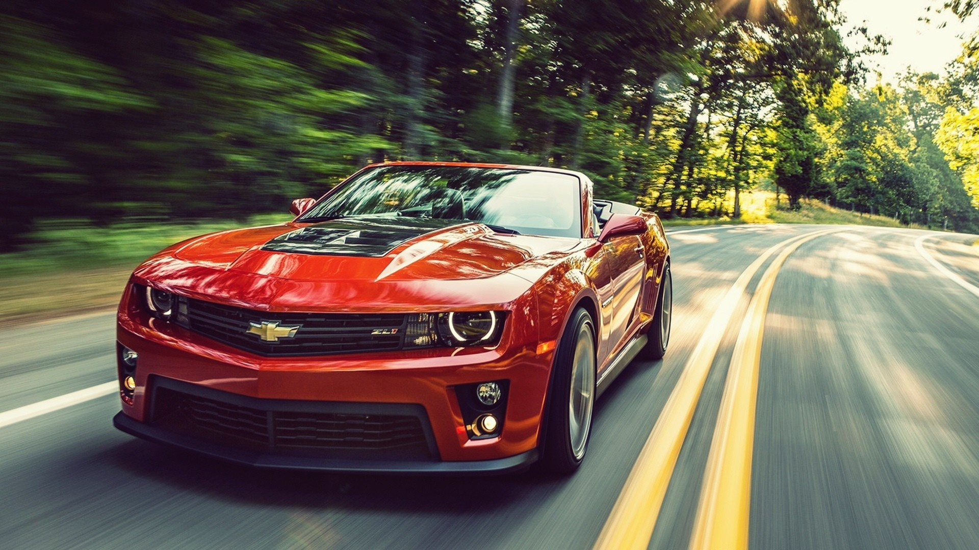 Res: 1920x1080, 28 Chevrolet Camaro ZL1 HD Wallpapers | Background Images - Wallpaper Abyss