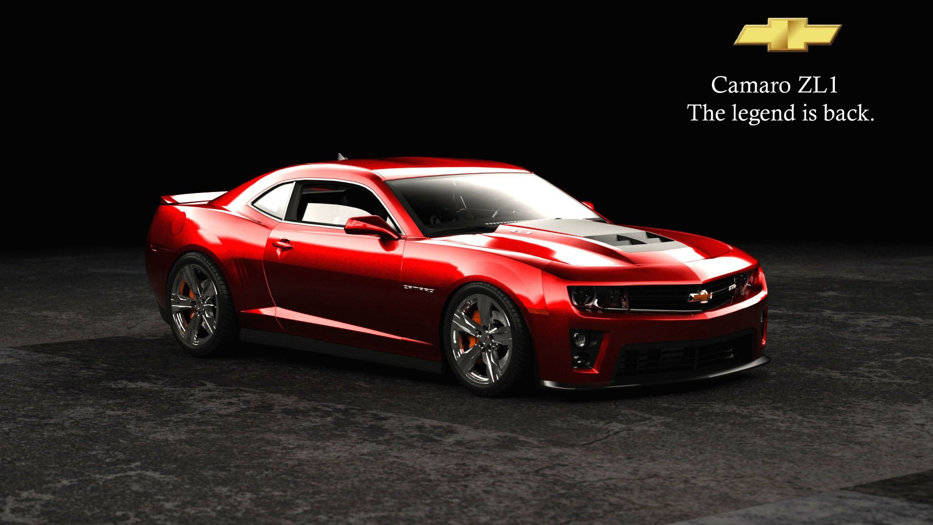 Res: 1920x1080, Discover ideas about Camaro Zl1