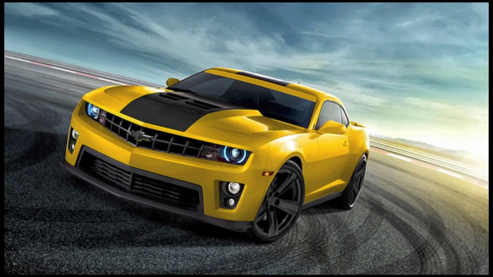 Res: 1920x1080, Chevrolet Camaro Zl1 Background For Wallpaper Idea