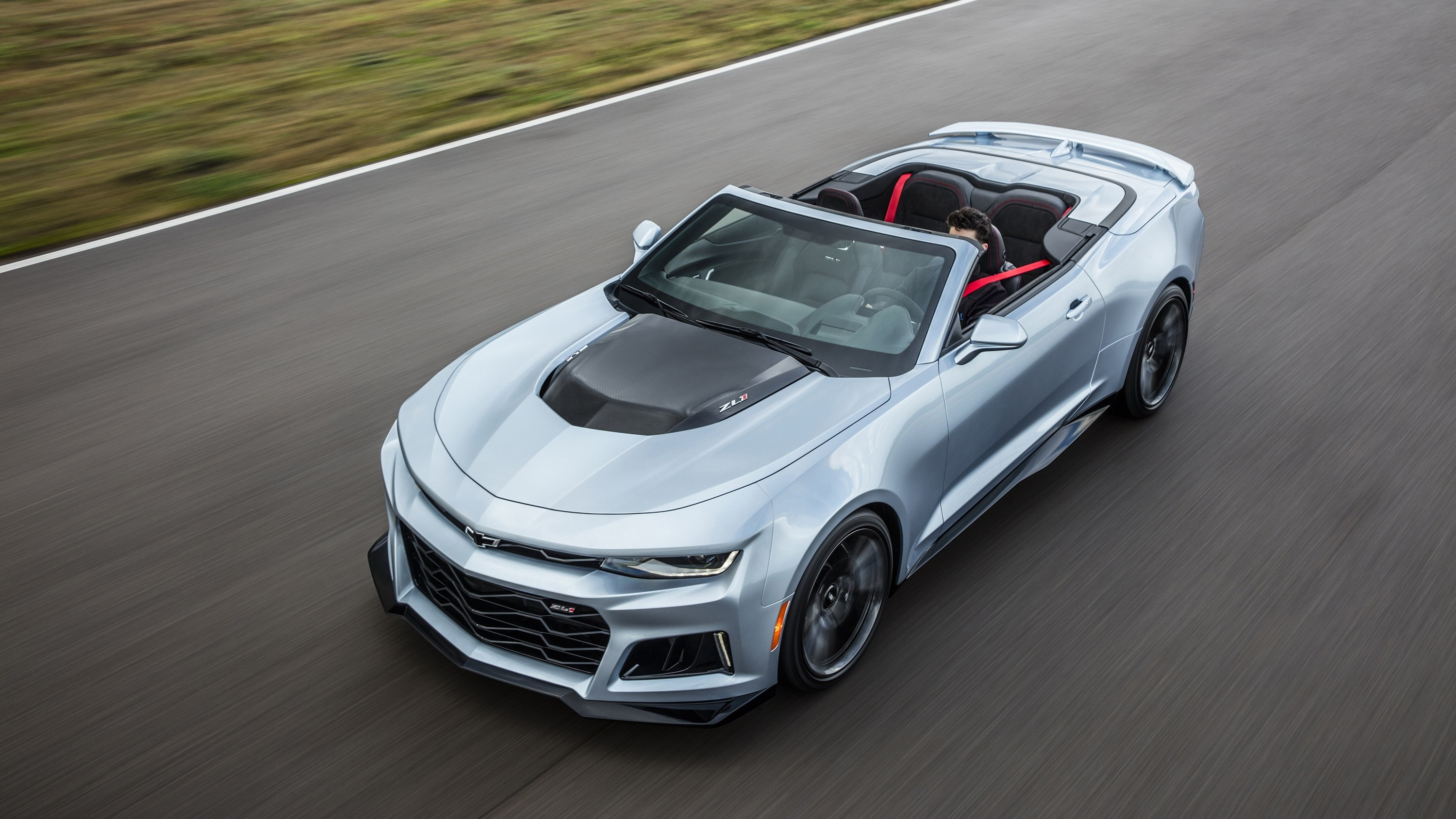 Res: 3000x1688, The Camaro ZL1 was revived in 2012 after more than 40 years since its  initial introduction as a supercharged, range-topping version of the  fifth-generation ...