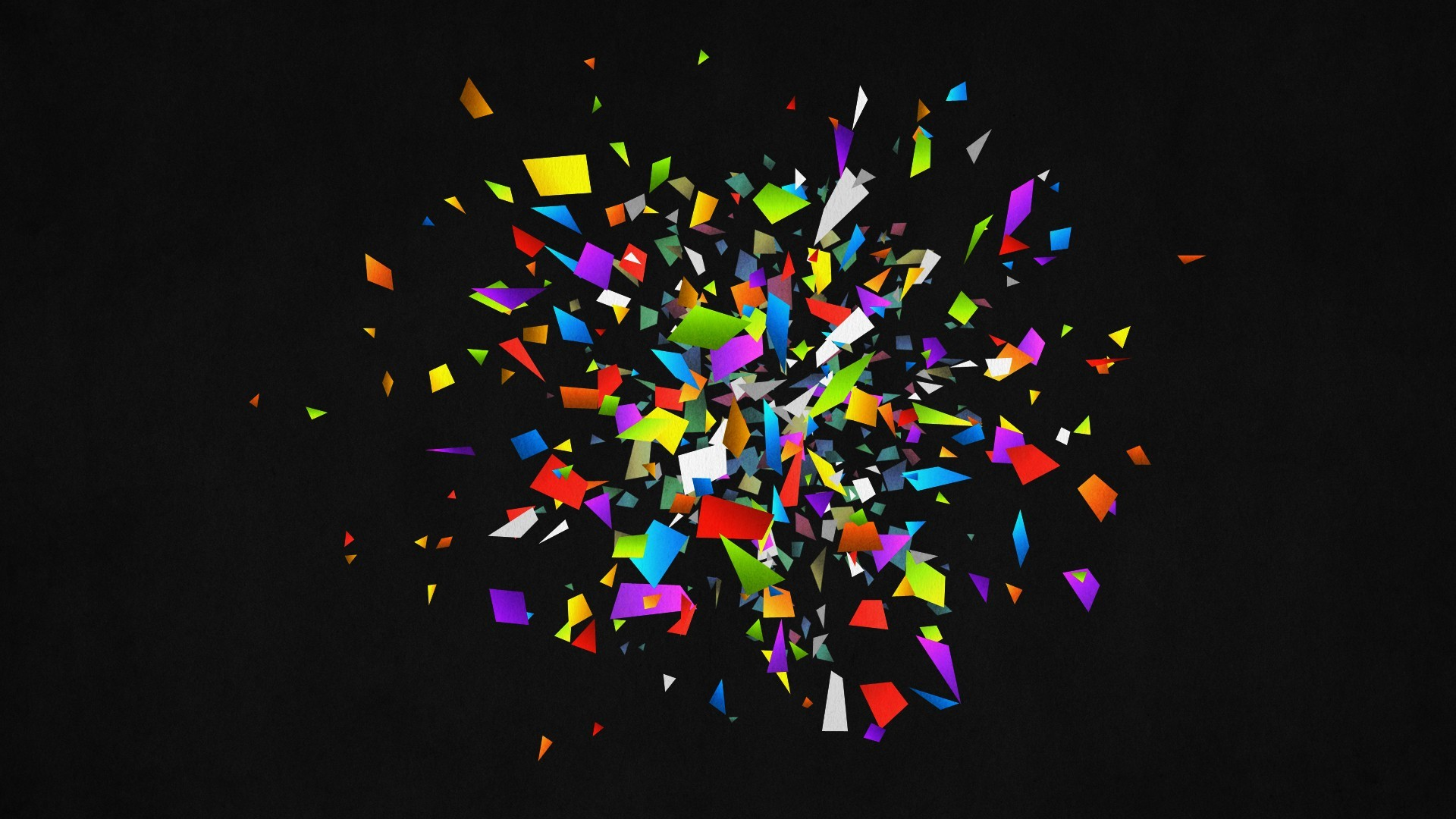 Res: 1920x1080, Broken Glass Abstract HD Picture Wallpaper