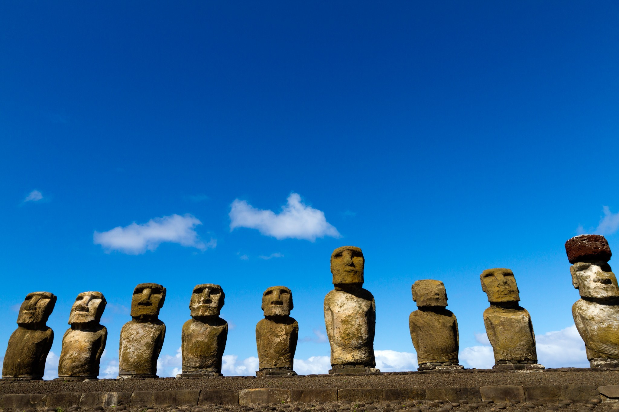 Res: 2048x1365, Moai Wallpapers 21 - 2048 X 1365