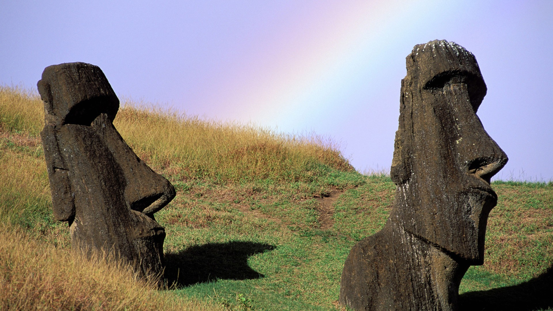 Res: 1920x1080, Easter Island Full HD Wallpaper