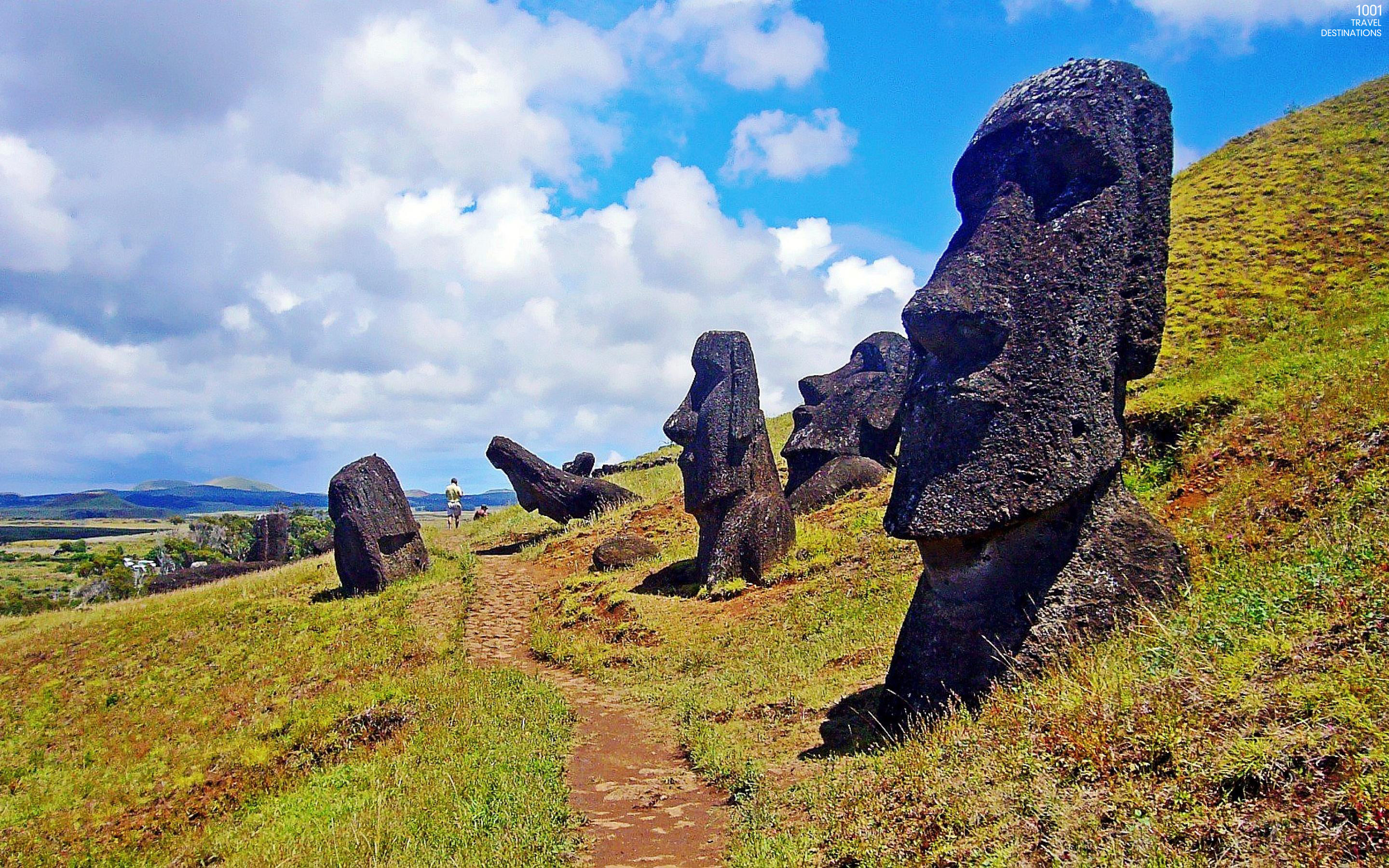 Res: 2880x1800, Free Easter Island Pictures