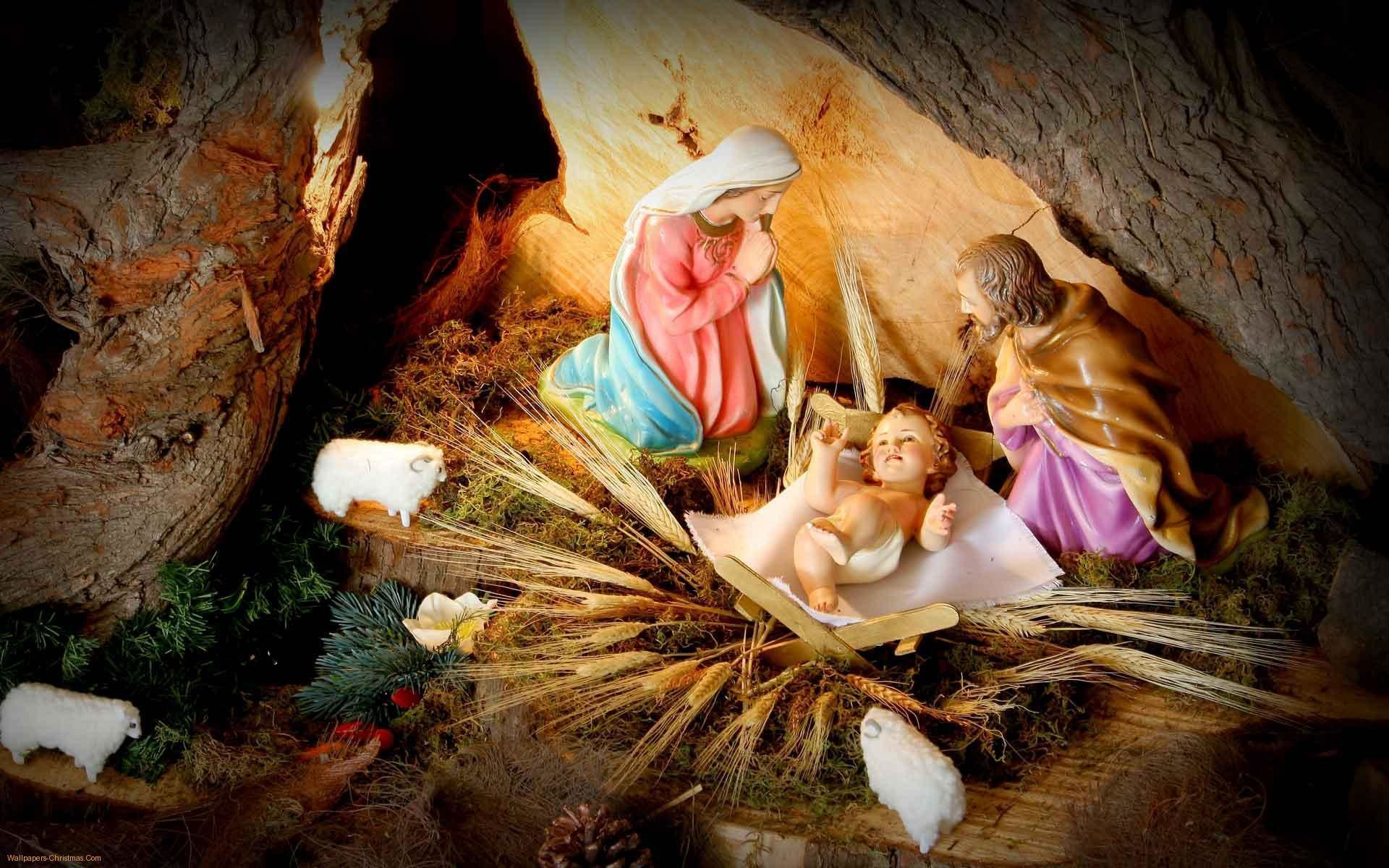 Res: 1920x1200, Page 525 | Wallpapers Drum Christmas Nativity Scene Handmade X ..