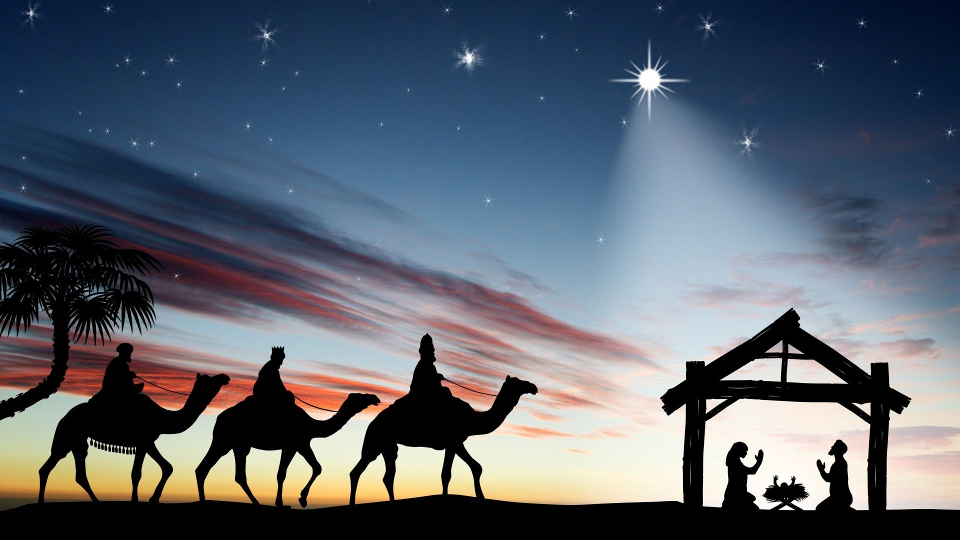 Res: 1920x1080, Mystic Nativity wallpapers ...