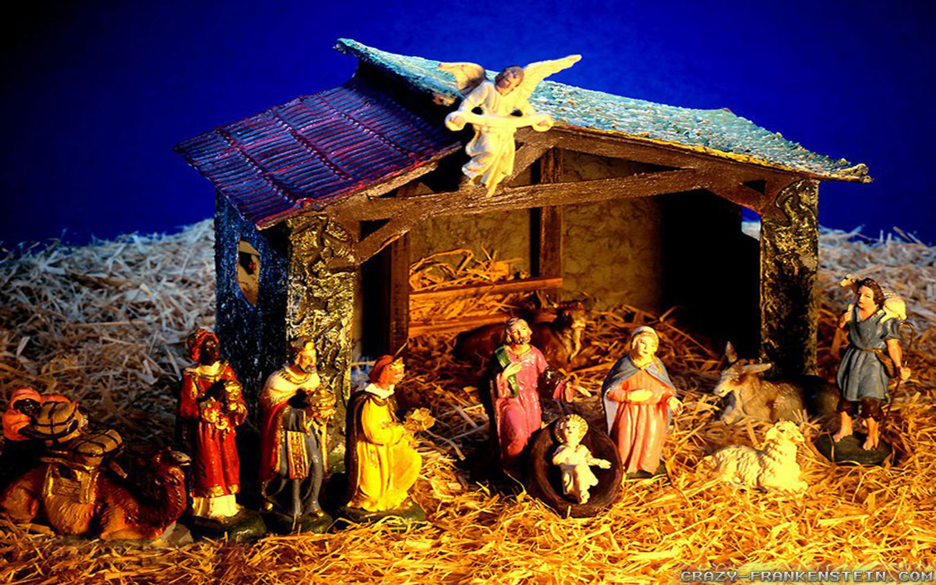 Res: 1920x1200, christmas wallpaper nativity scene ; christmas-nativity-wallpapers -3-