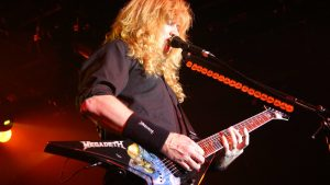 Dave Mustaine wallpapers