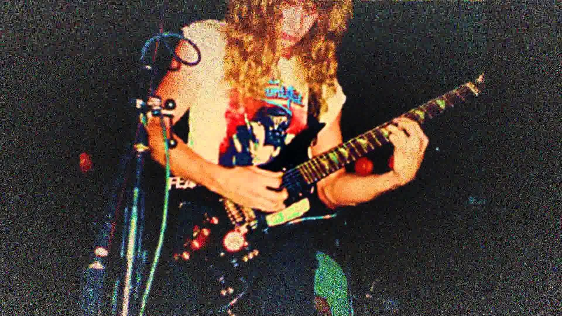 Res: 1920x1080, Megadeth Dave Mustaine Capsule