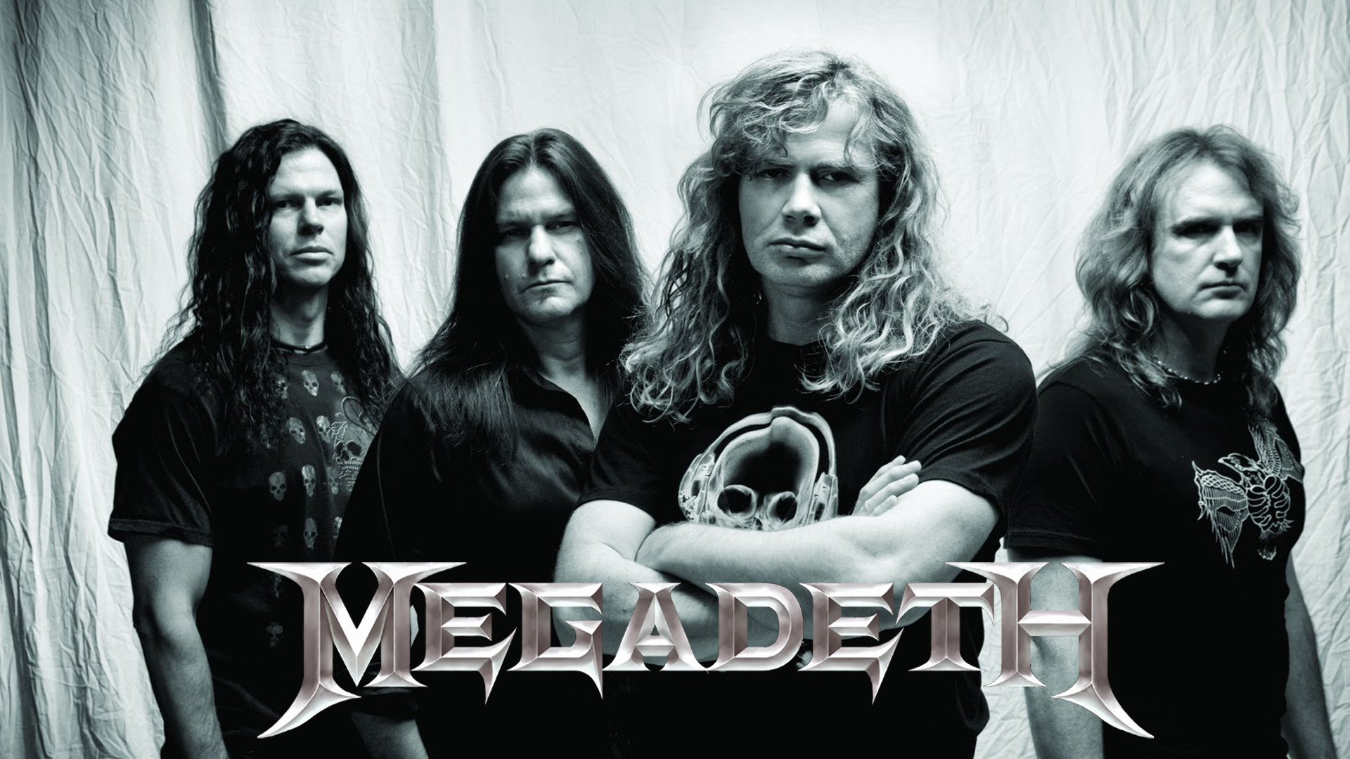 Res: 1920x1080, Megadeth bands groups heavy metal thrash hard rock Dave Mustaine wallpaper  |  | 25127 | WallpaperUP