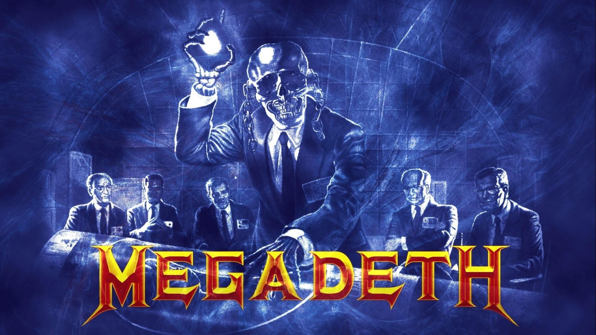 Res: 1920x1080, Megadeth