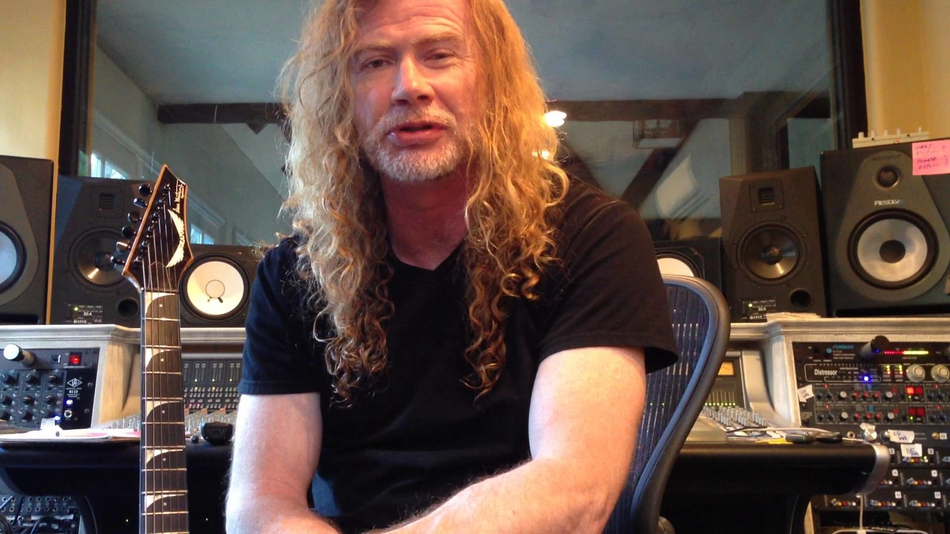 Res: 1920x1080, Dave Mustaine Israeli Show Video Trailer