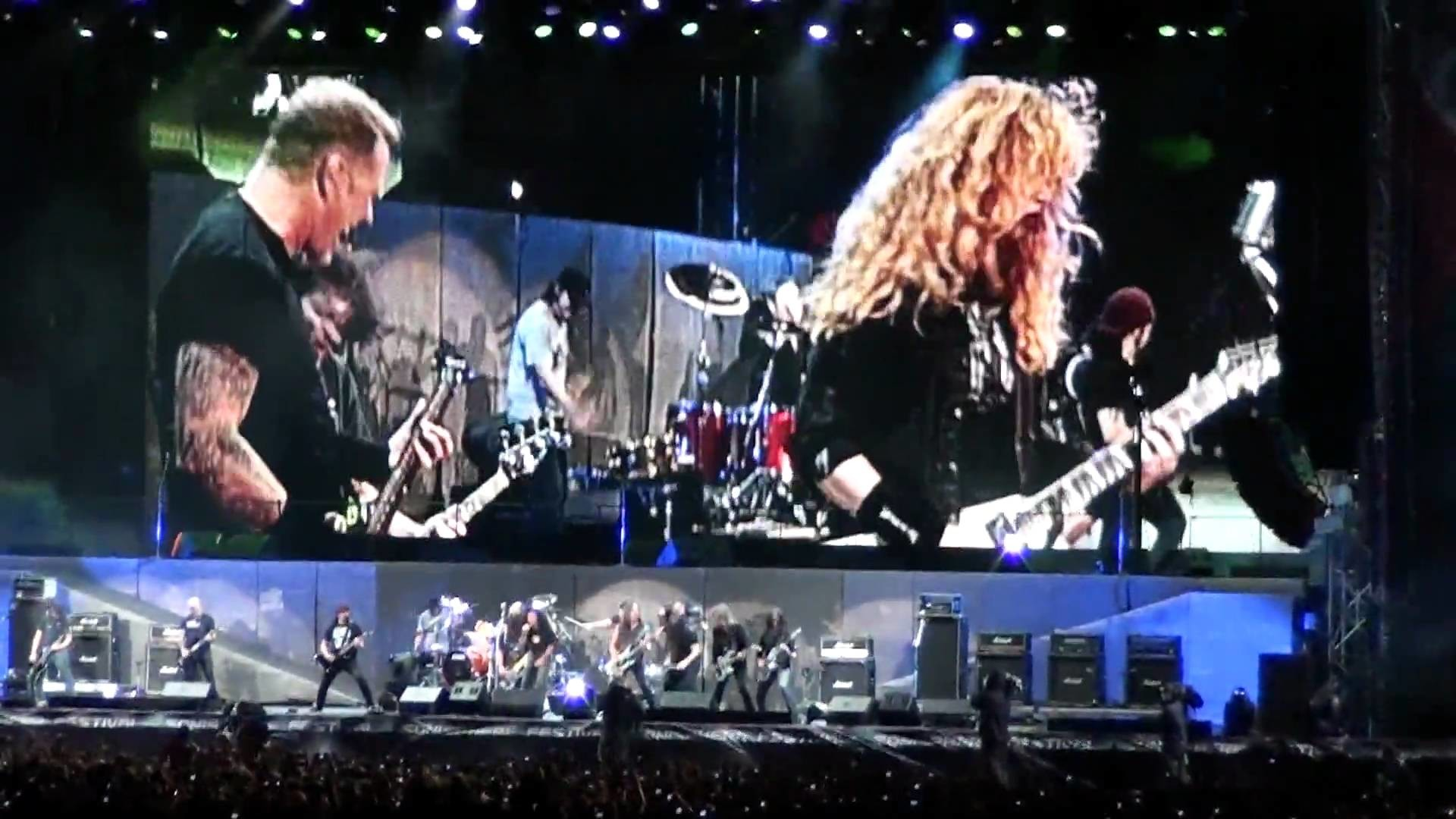 Res: 1920x1080, Megadeth Singer Dave Mustaine Reveals His New 'Big Four' Lineup Without  Metallica And Slayer | Empty Lighthouse Magazine