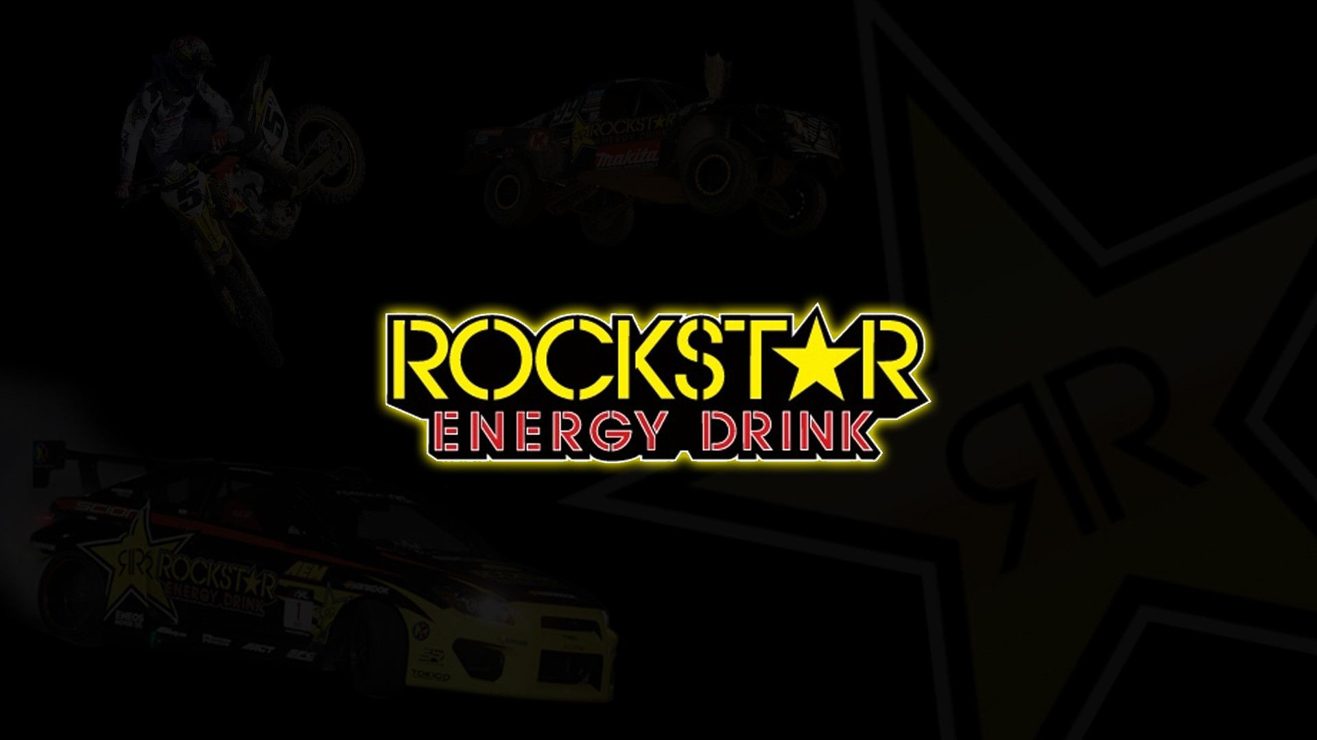 Res: 1920x1080, Rockstar Energy Wallpapers 2 - 1920 X 1080
