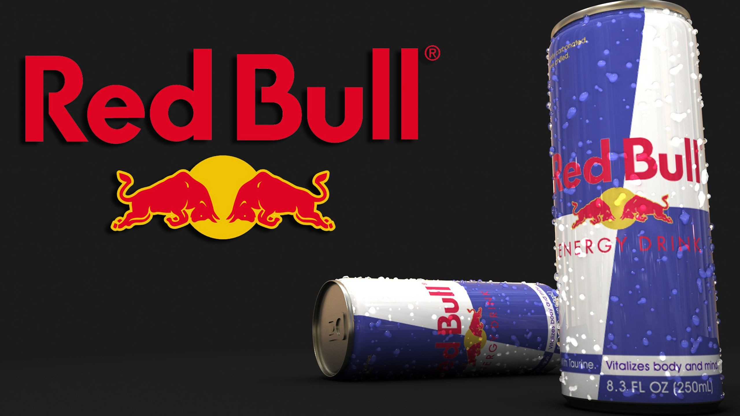 Res: 2560x1440, Red Bull HD Wallpapers 3