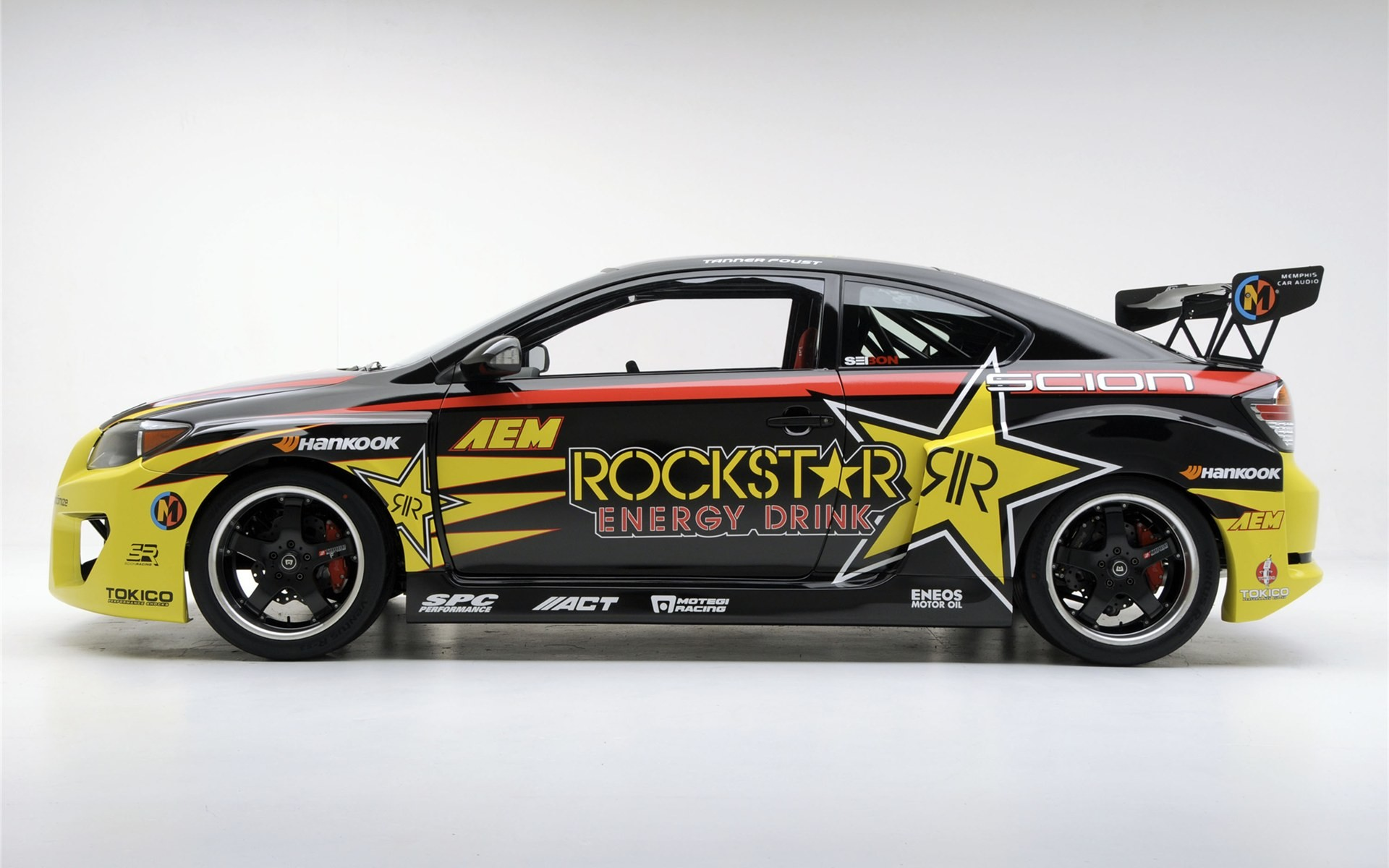 Res: 1920x1200, Scion Rockstar Energy Drink AEM | Free Desktop Wallpapers for Widescreen,  HD and Mobile
