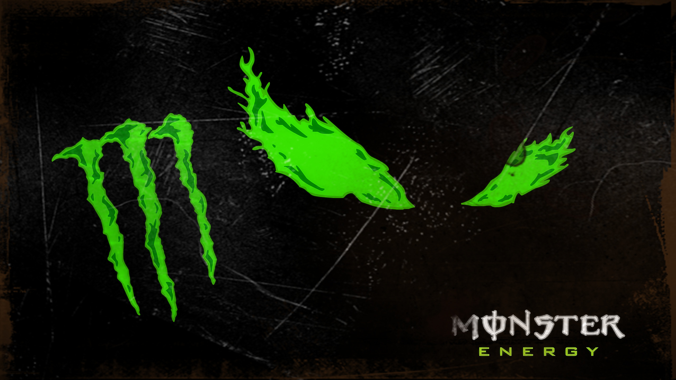 Res: 2560x1440, monster energy logo | Monster Energy HD Wallpaper | wallnen.com