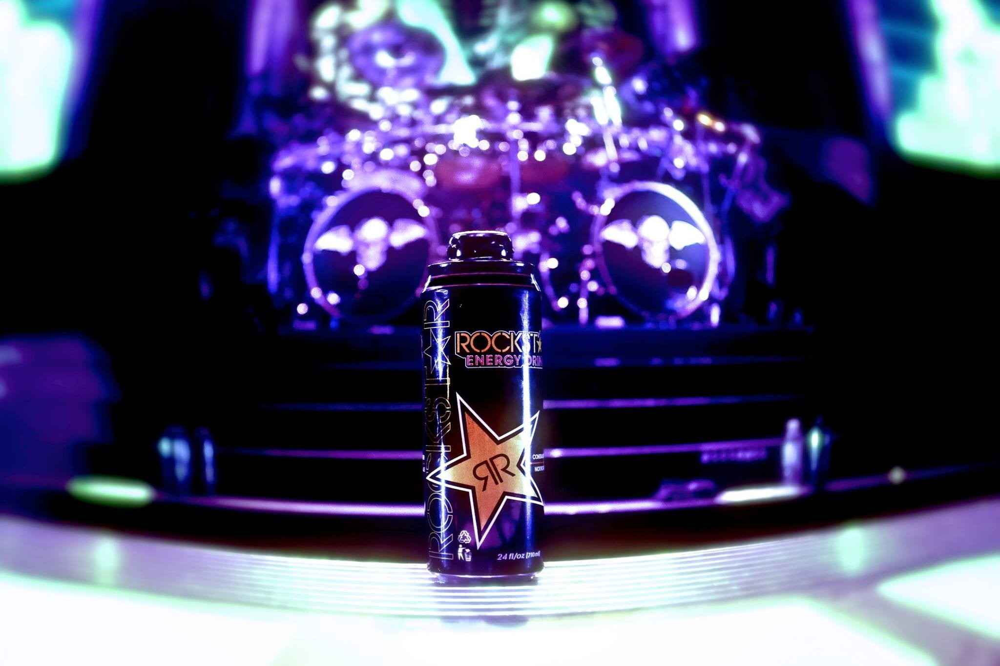 Res: 2048x1365, Rockstar Energy Drink can HD wallpaper