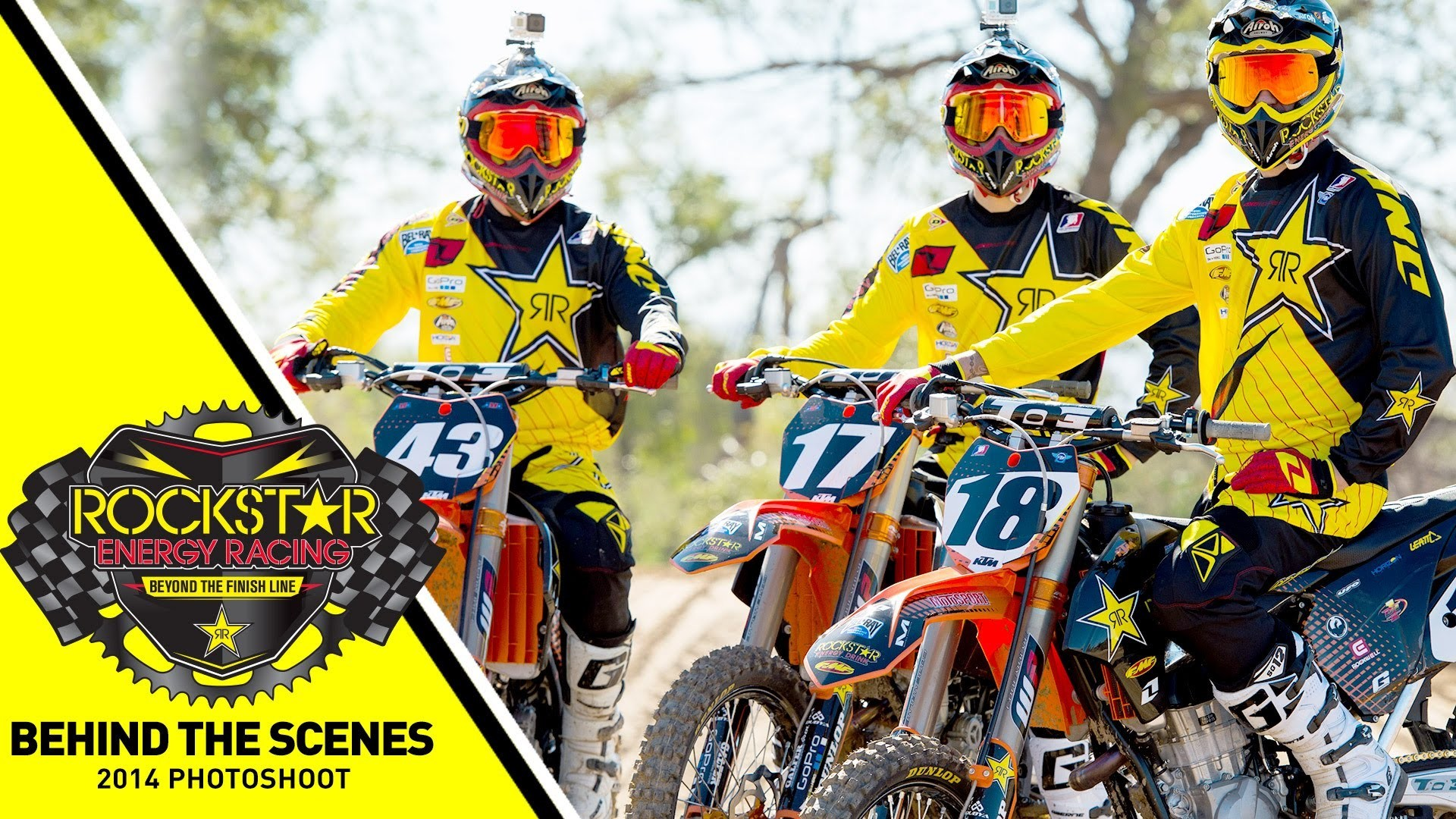 Res: 1920x1080, 2014 Rockstar Energy Racing Photo Shoot