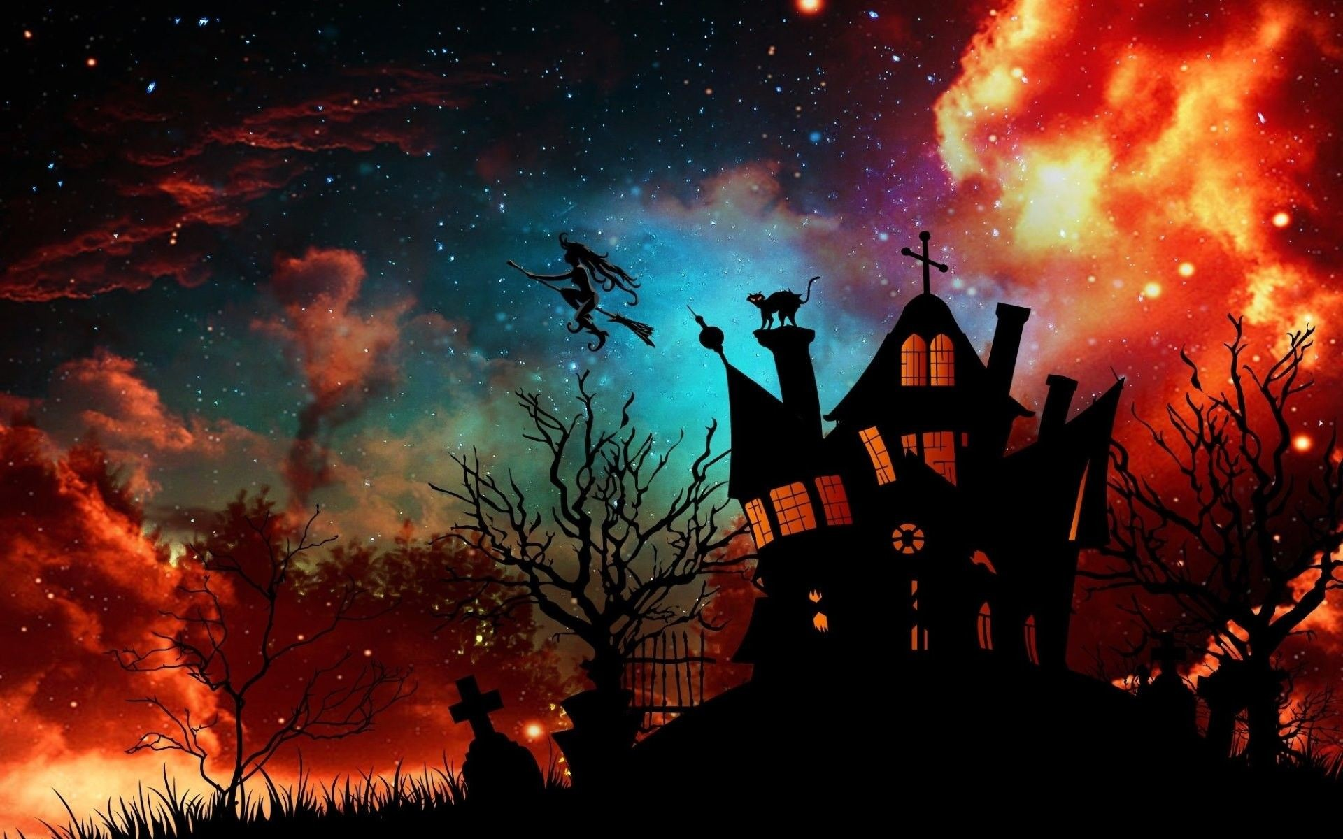 Res: 1920x1200,  Halloween Wallpapers A Mega Spooky Collection 1920×1200